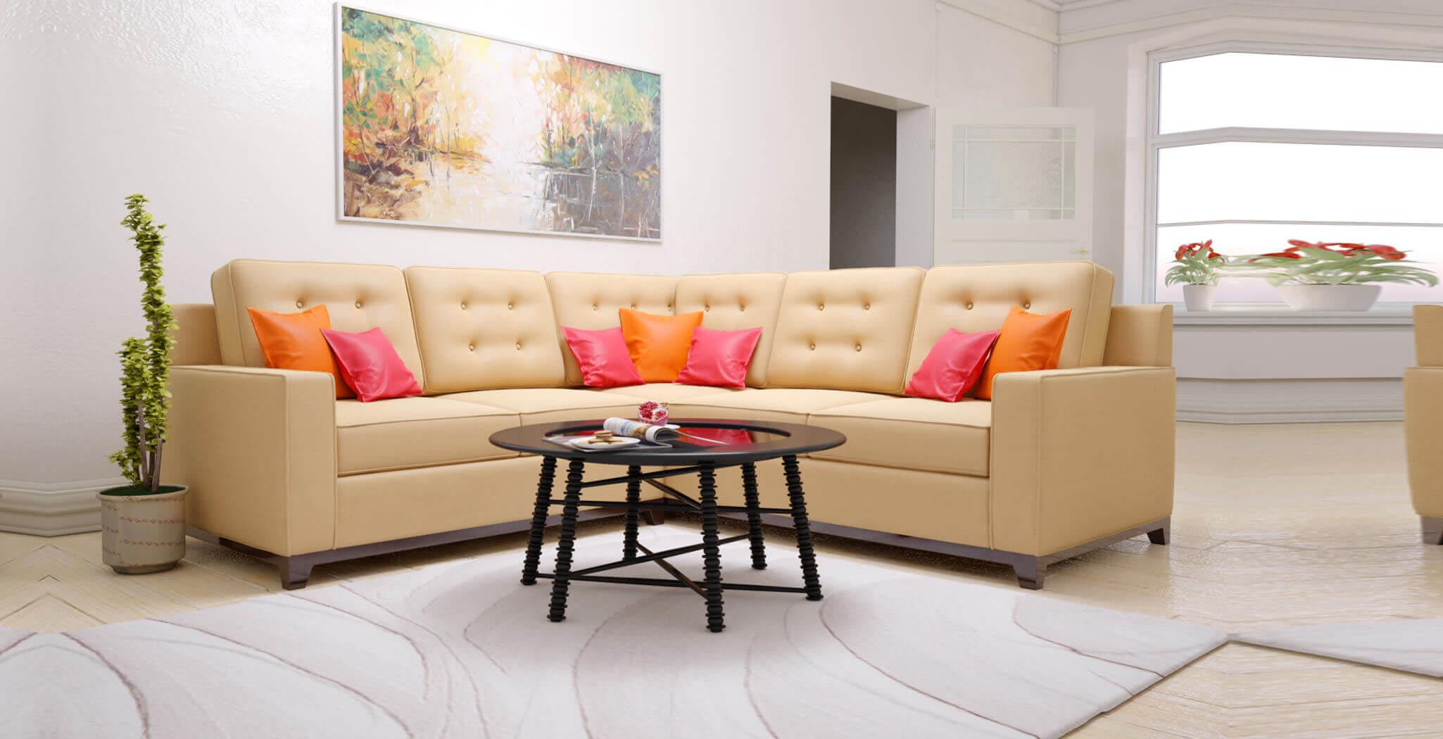 alexandria sectional furniture gallery 4