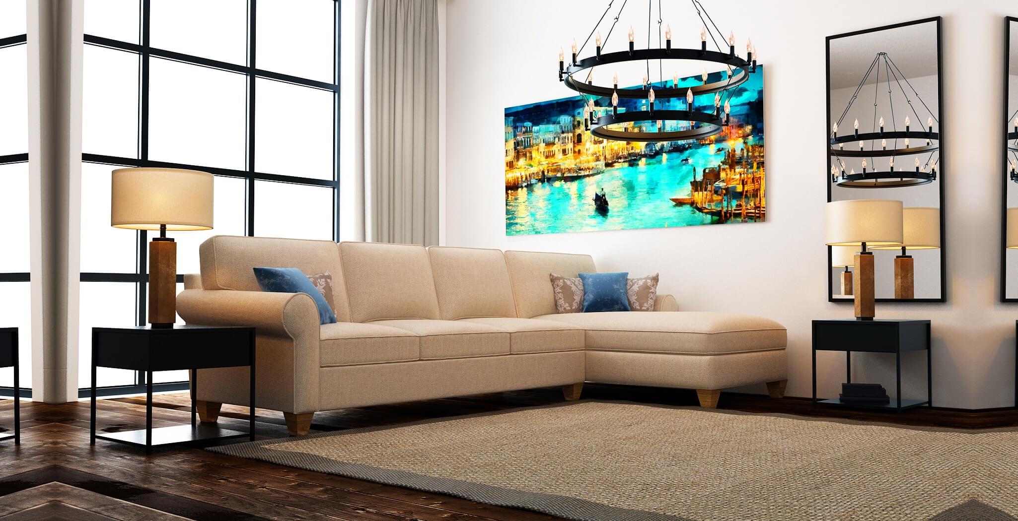 augusta panel furniture gallery 1