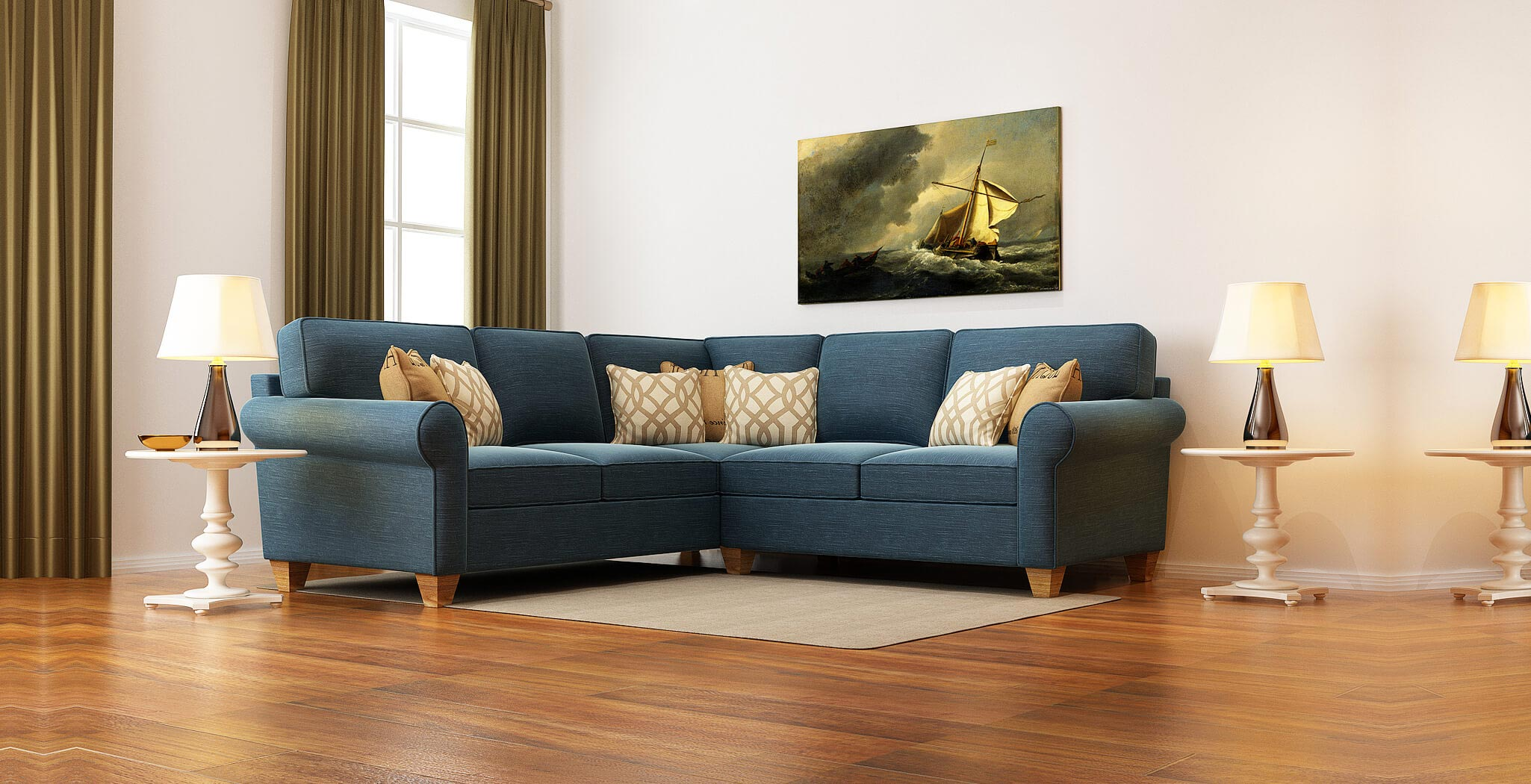augusta sectional furniture gallery 2