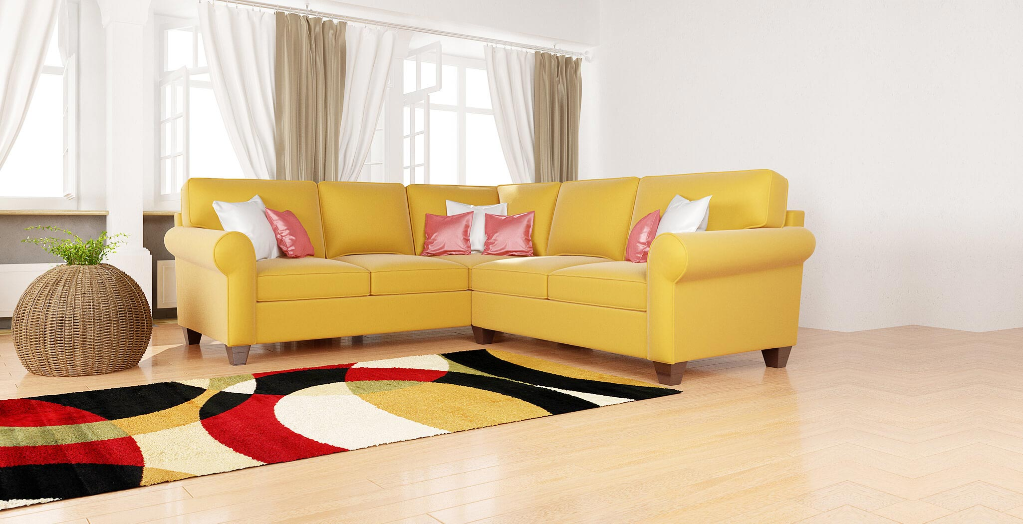augusta sectional furniture gallery 5