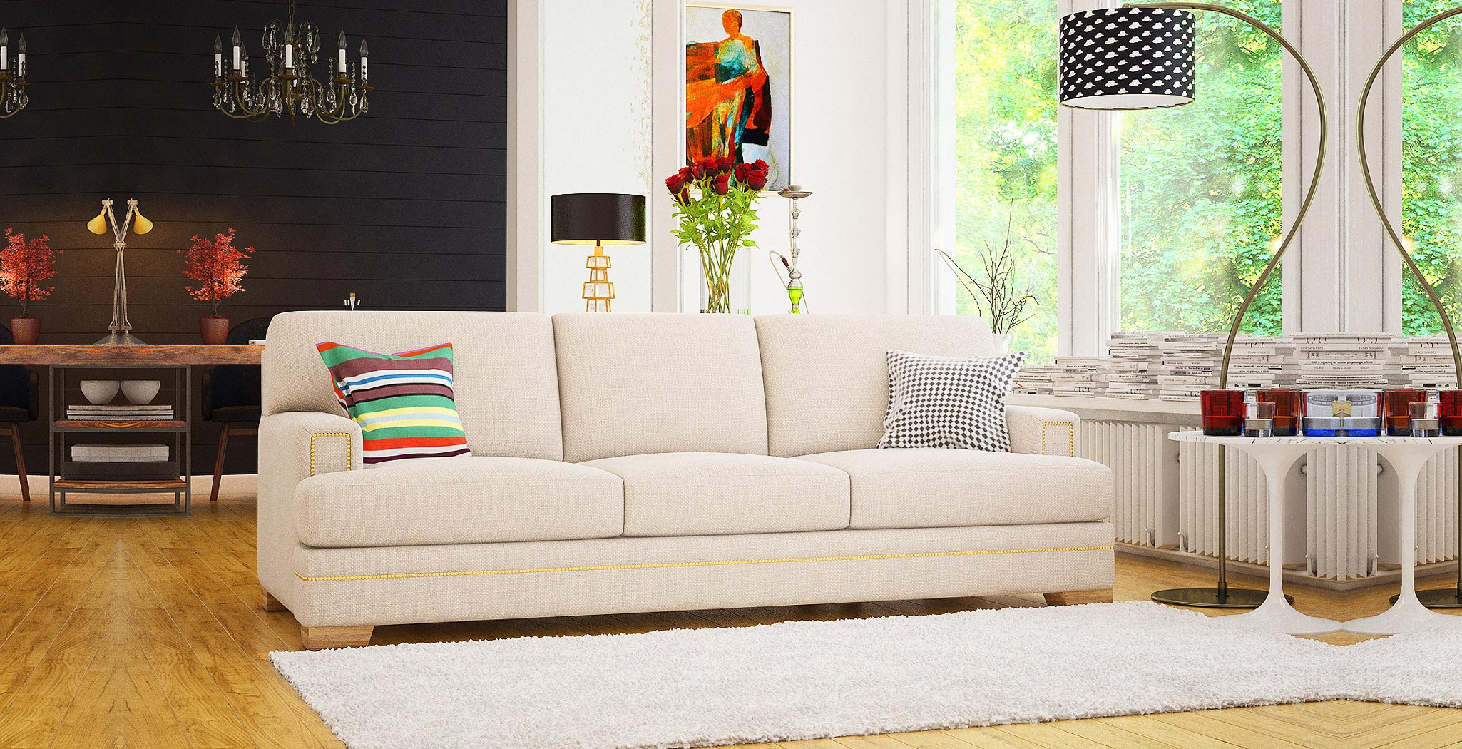 barcelona sofa furniture gallery 1