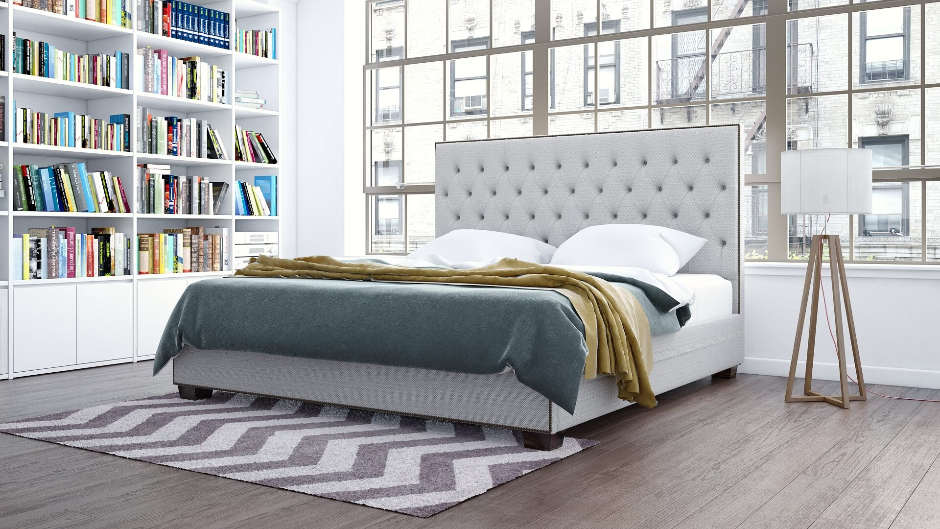 bellezza bed furniture gallery 1