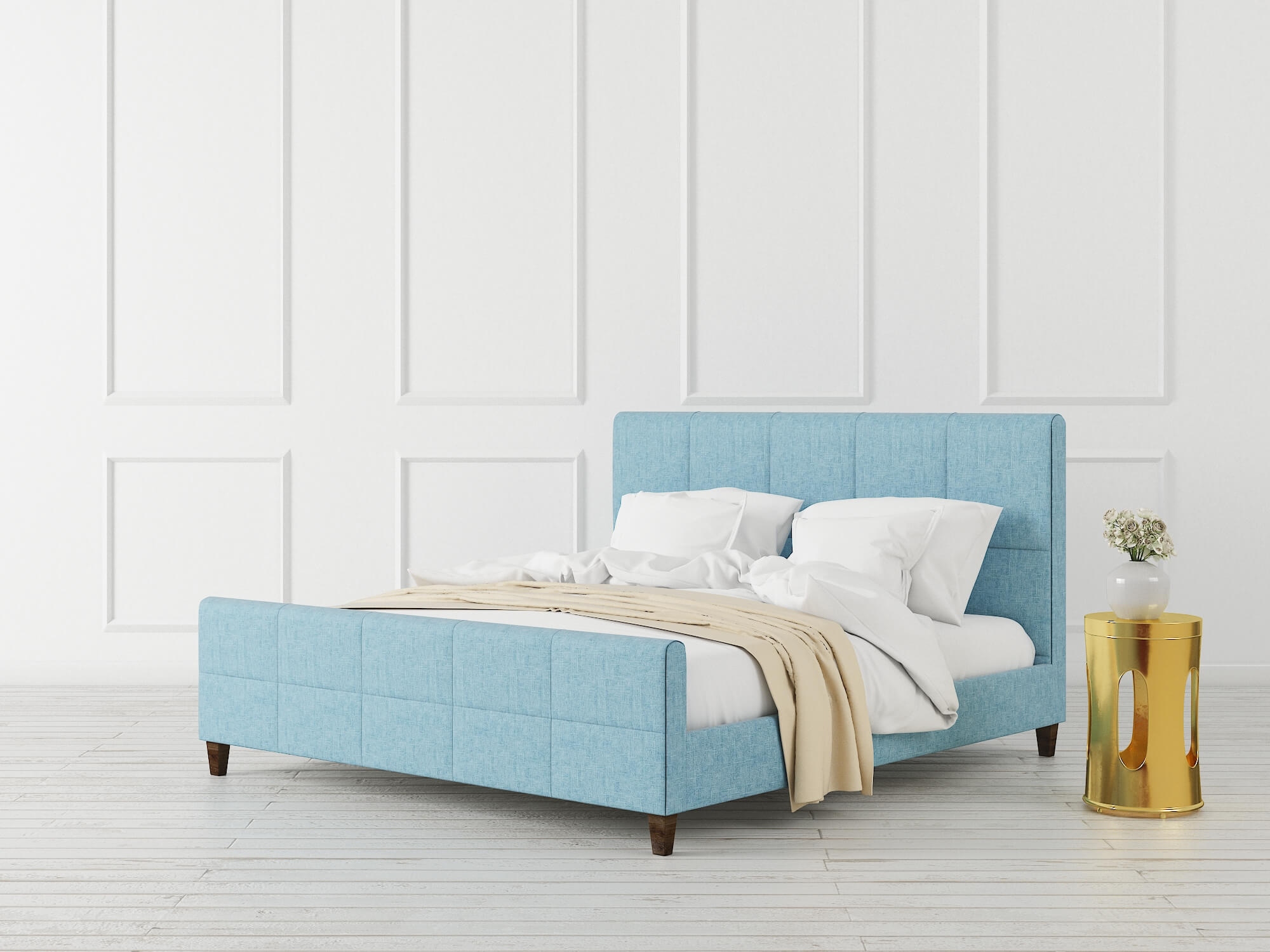 Biagio Bed King Room Background