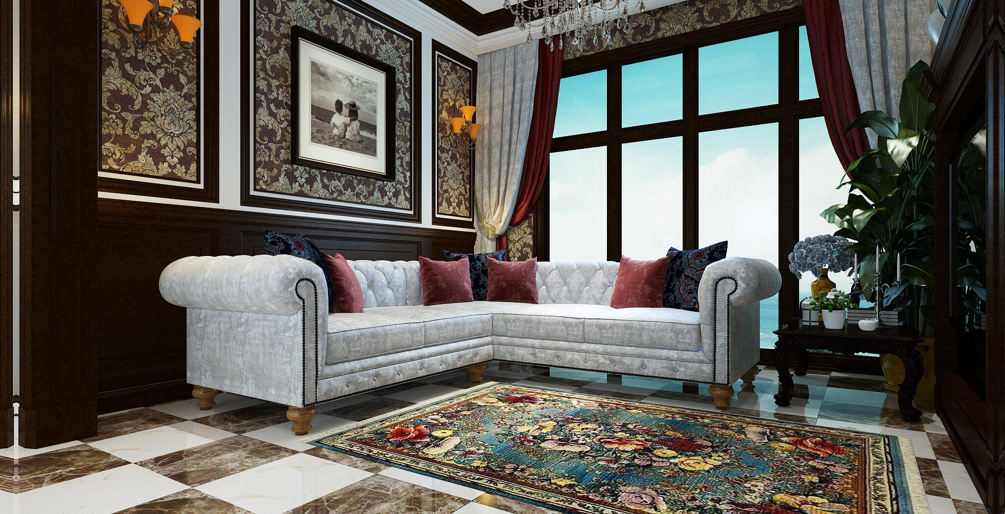 bordeaux sectional furniture gallery 3
