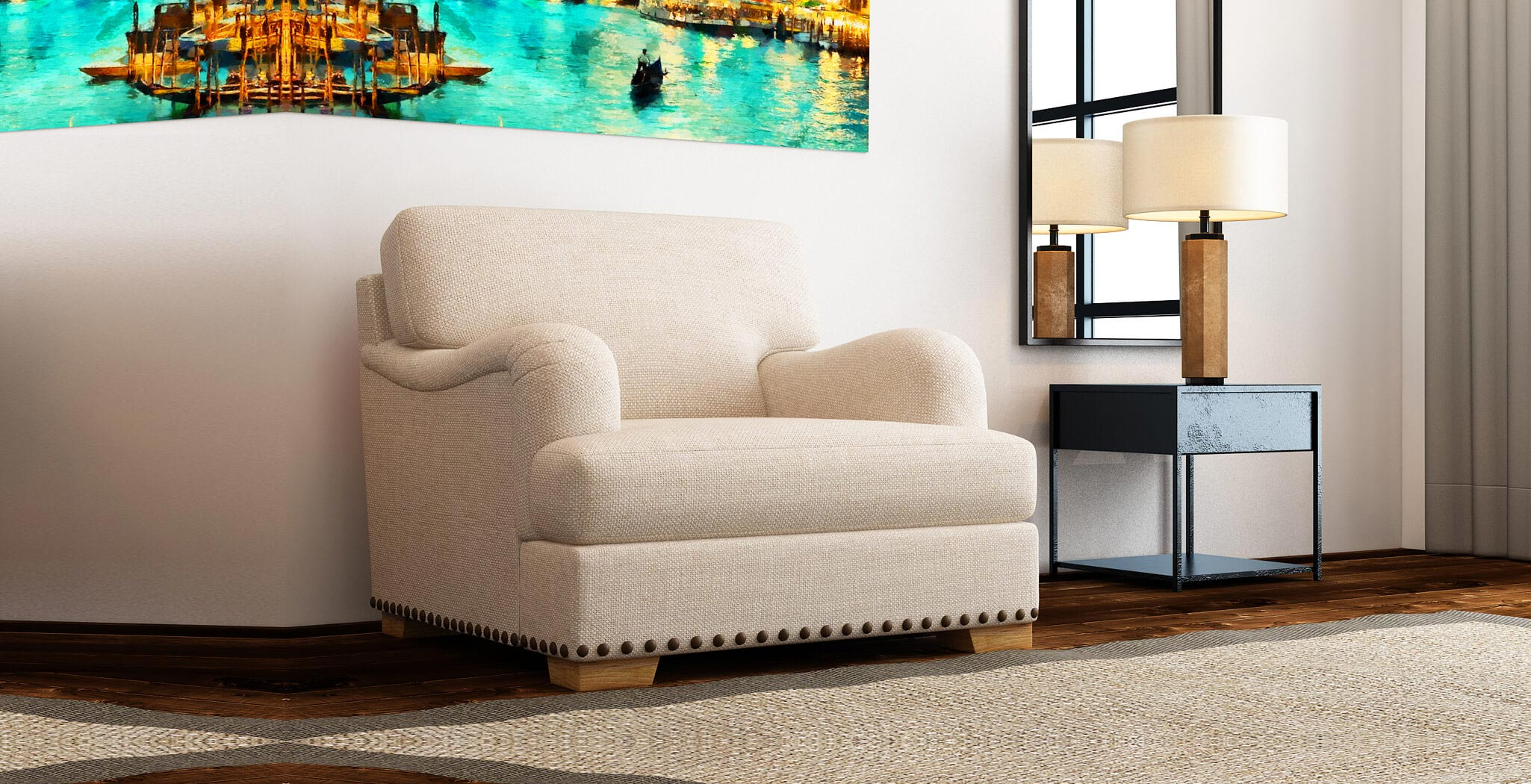 brighton chair premium furiture DreamSofa