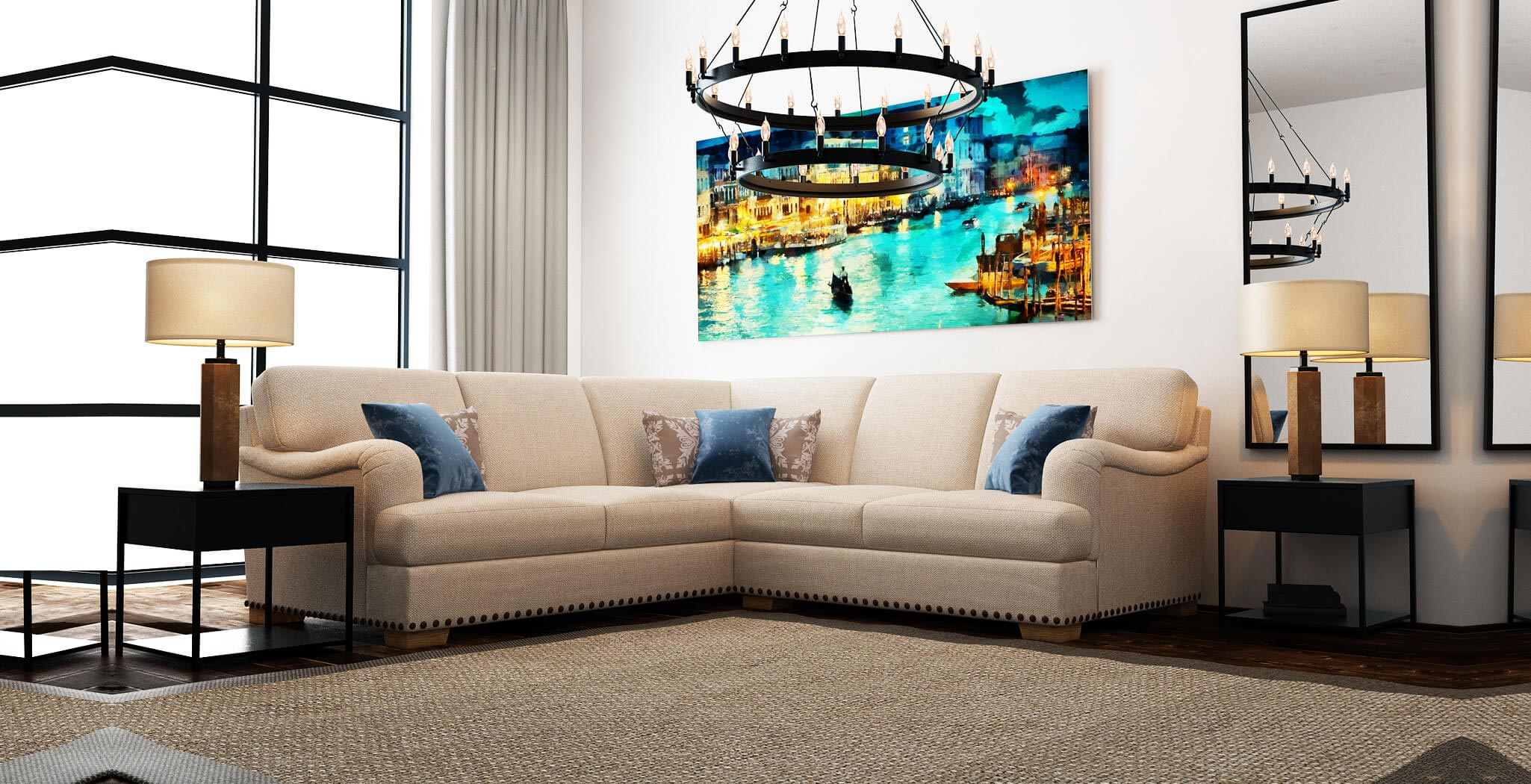 brighton sectional furniture gallery 1