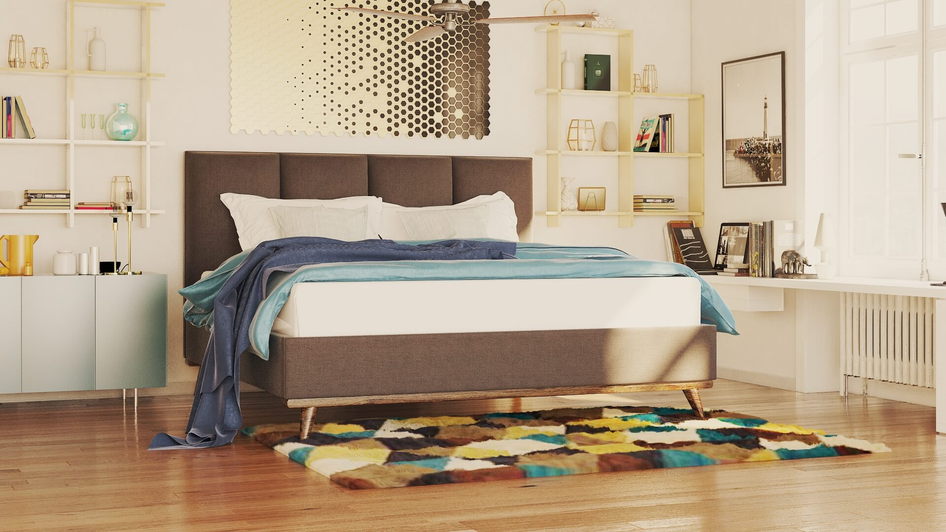 celine bed furniture gallery 3