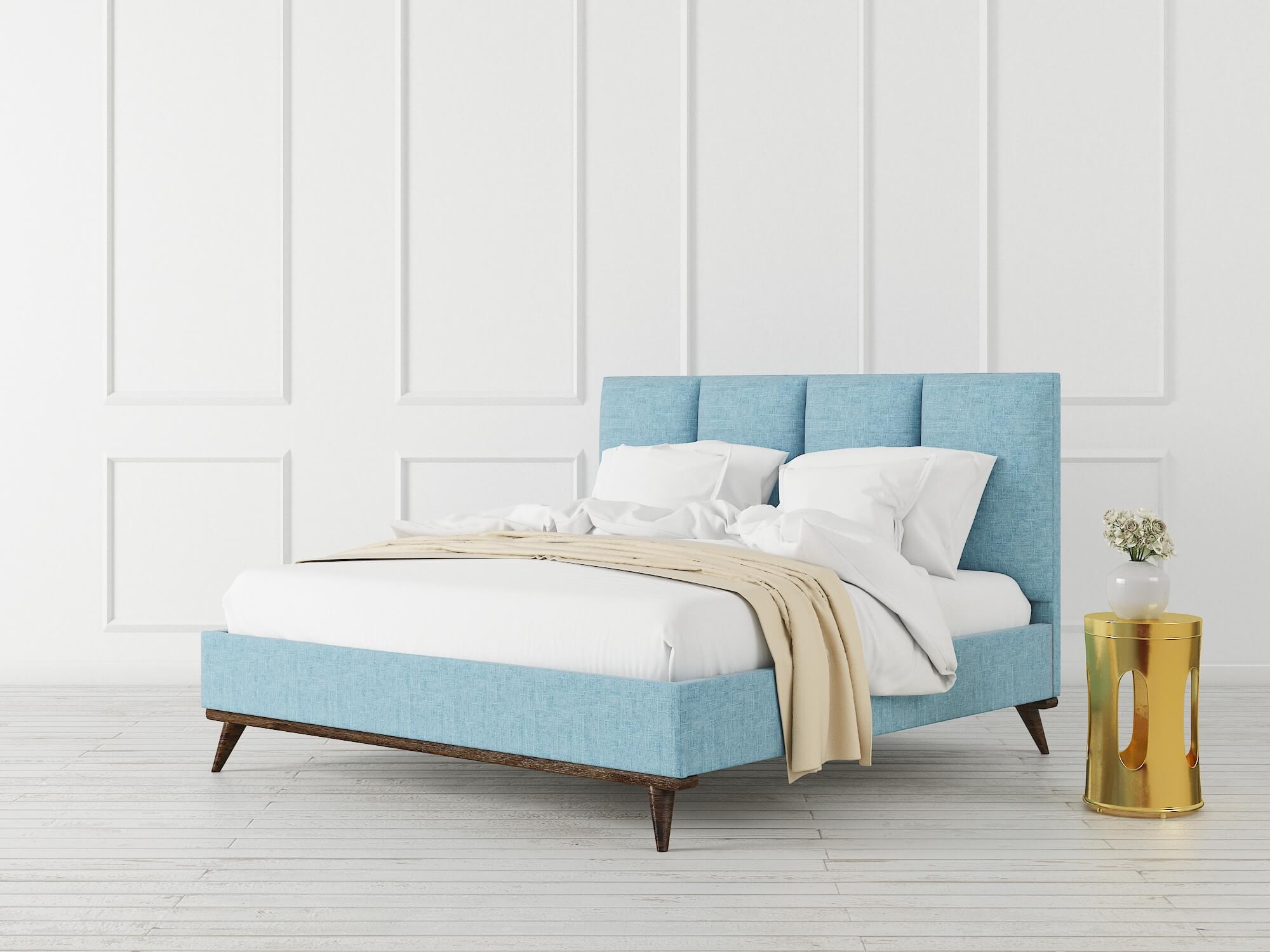 Celine Bed King Room Background