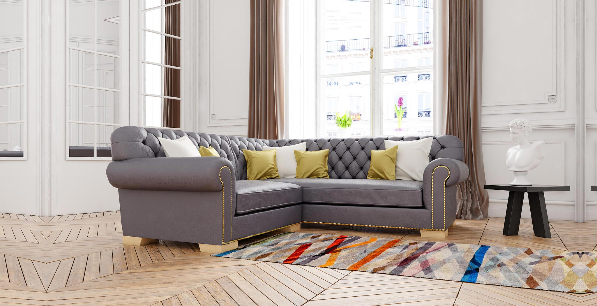 chester sectional furniture gallery 3