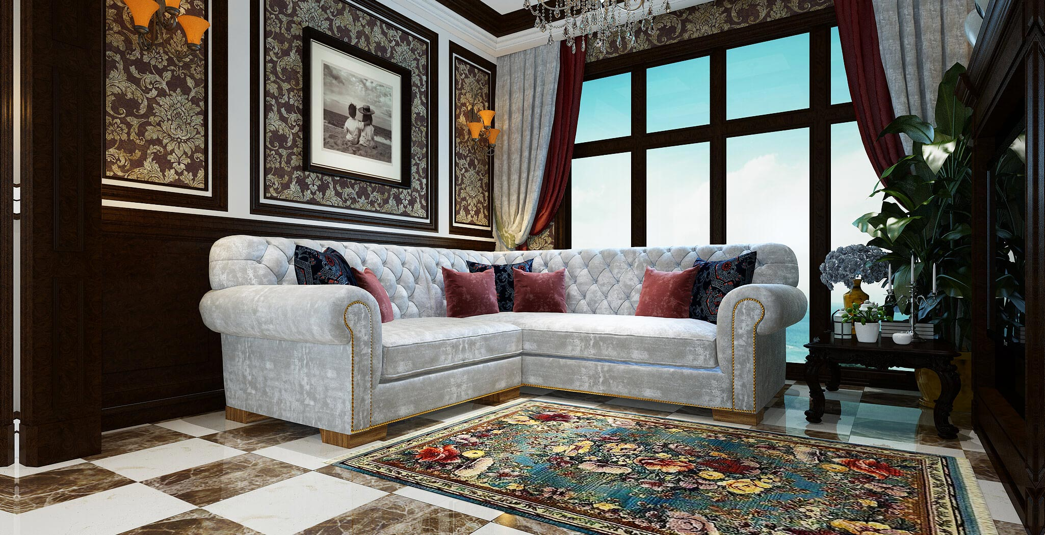 chester sectional furniture gallery 4