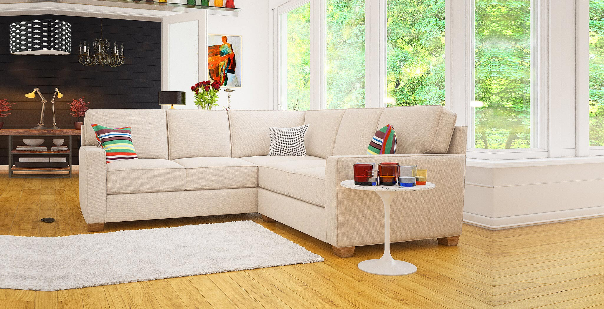 chicago sectional furniture gallery 1
