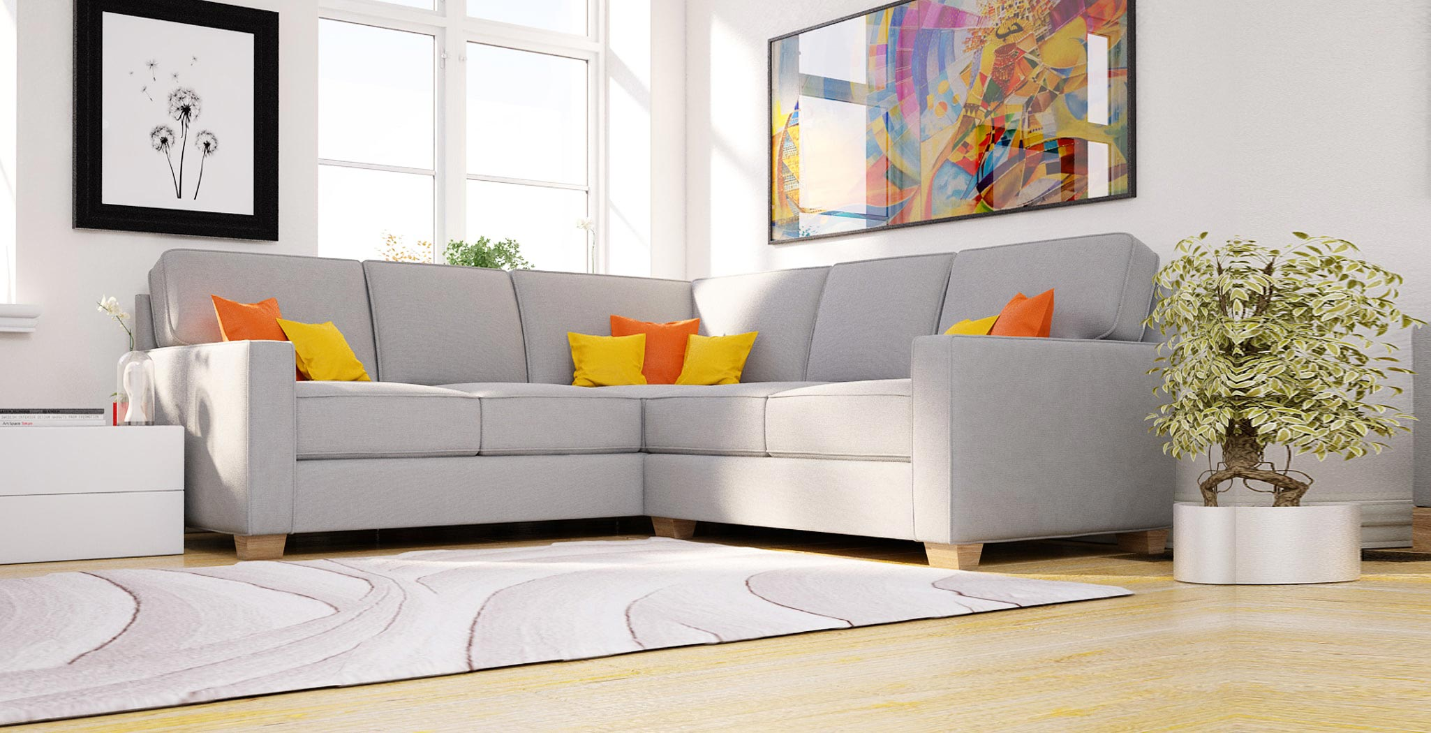 chicago sectional furniture gallery 2