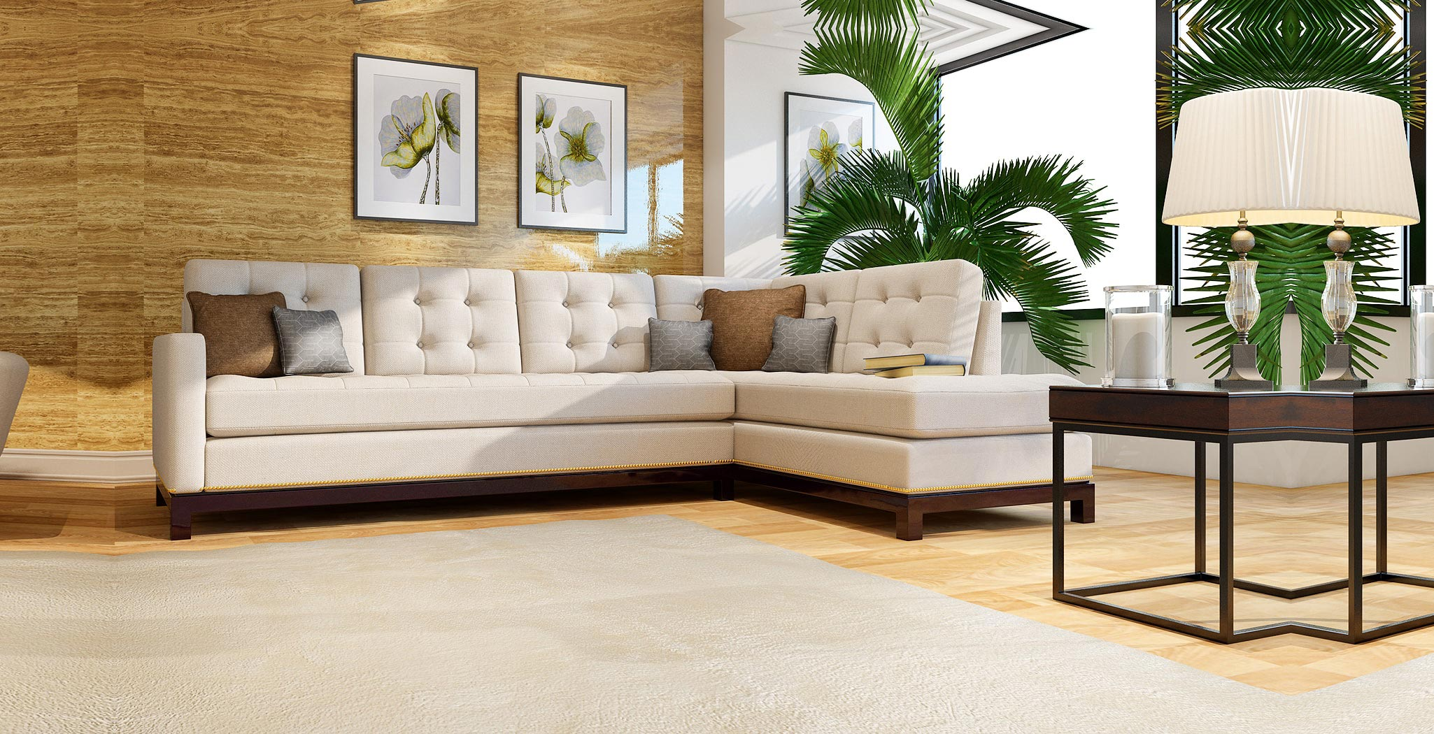 davos panel furniture gallery 1