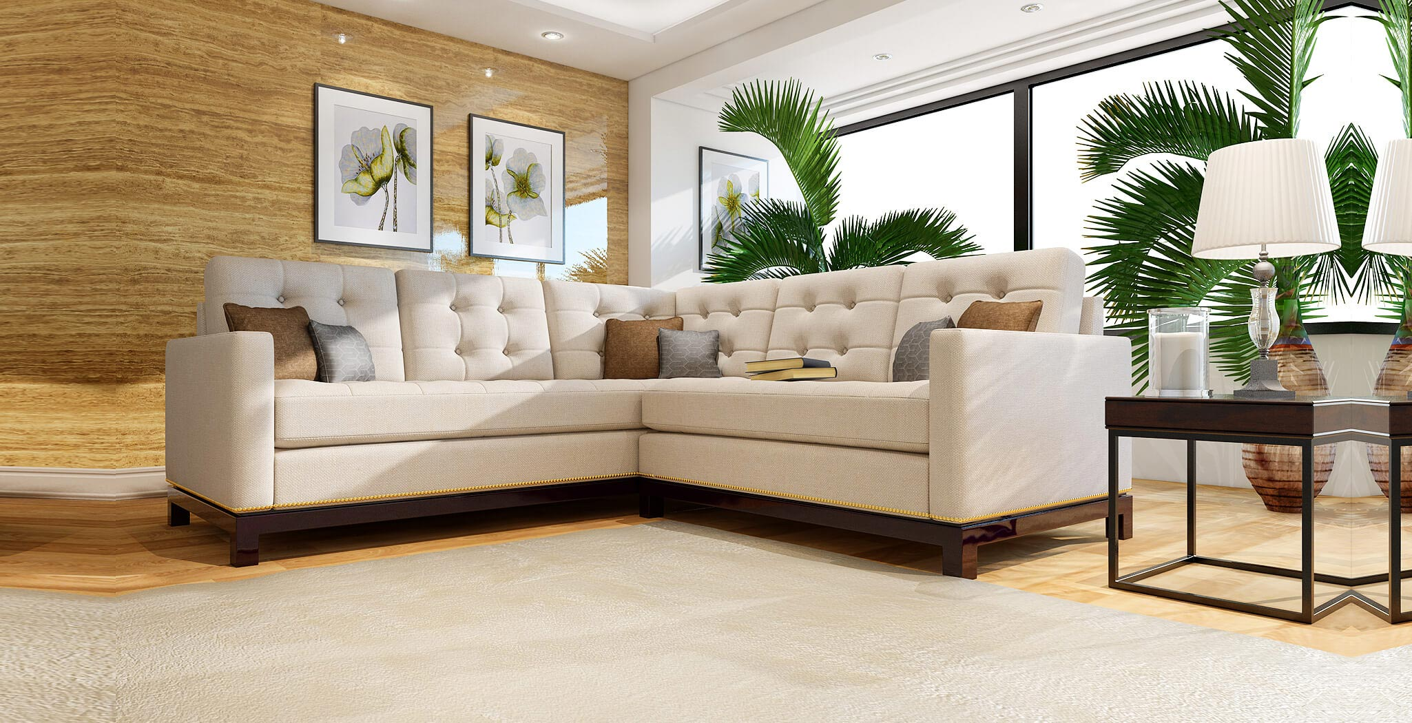 davos sectional furniture gallery 1