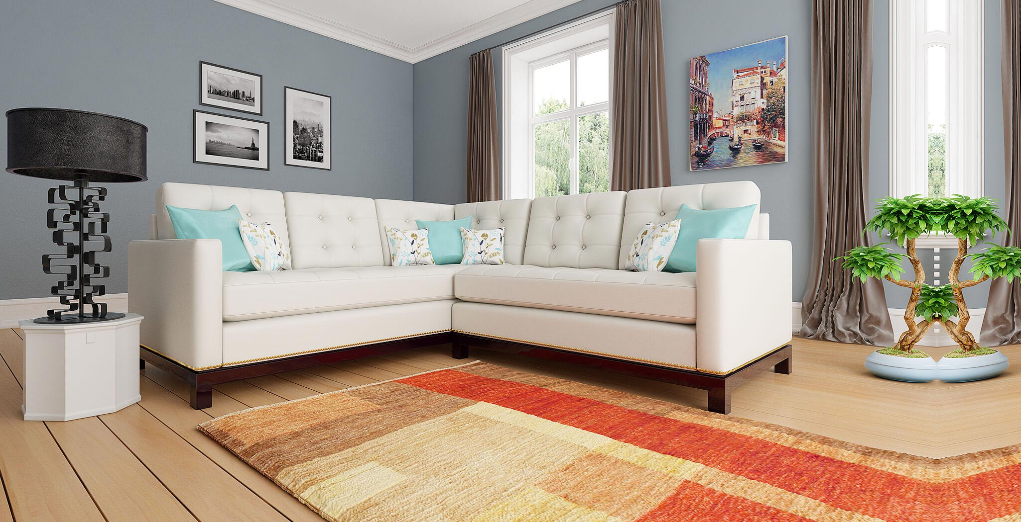 davos sectional furniture gallery 4
