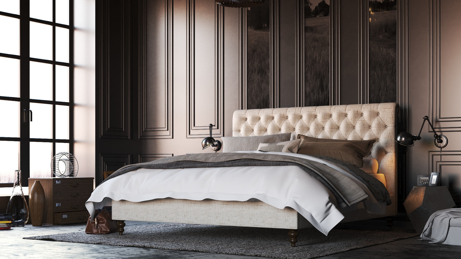 decima bed furniture gallery 2