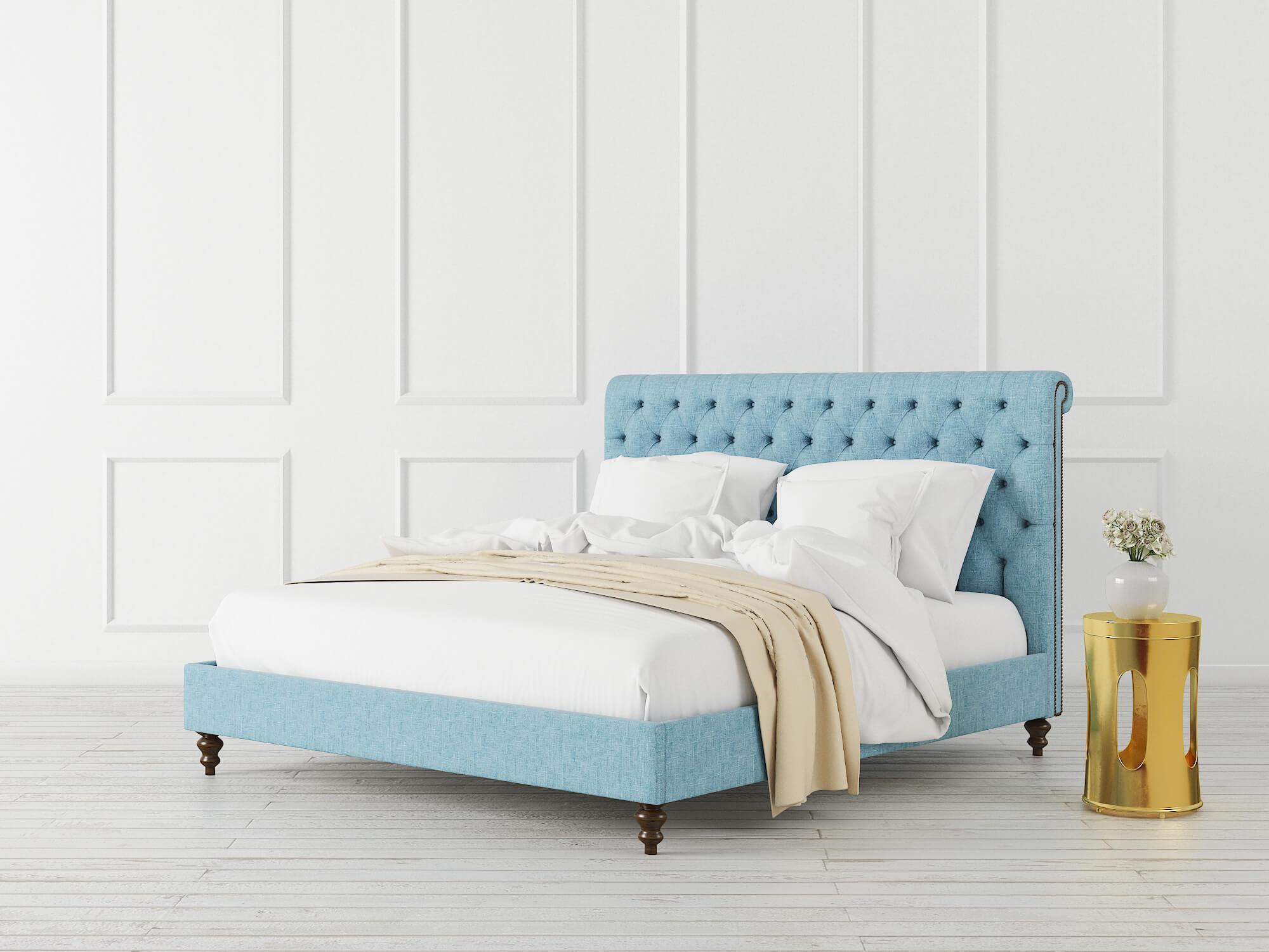 Decima Bed King Room Background