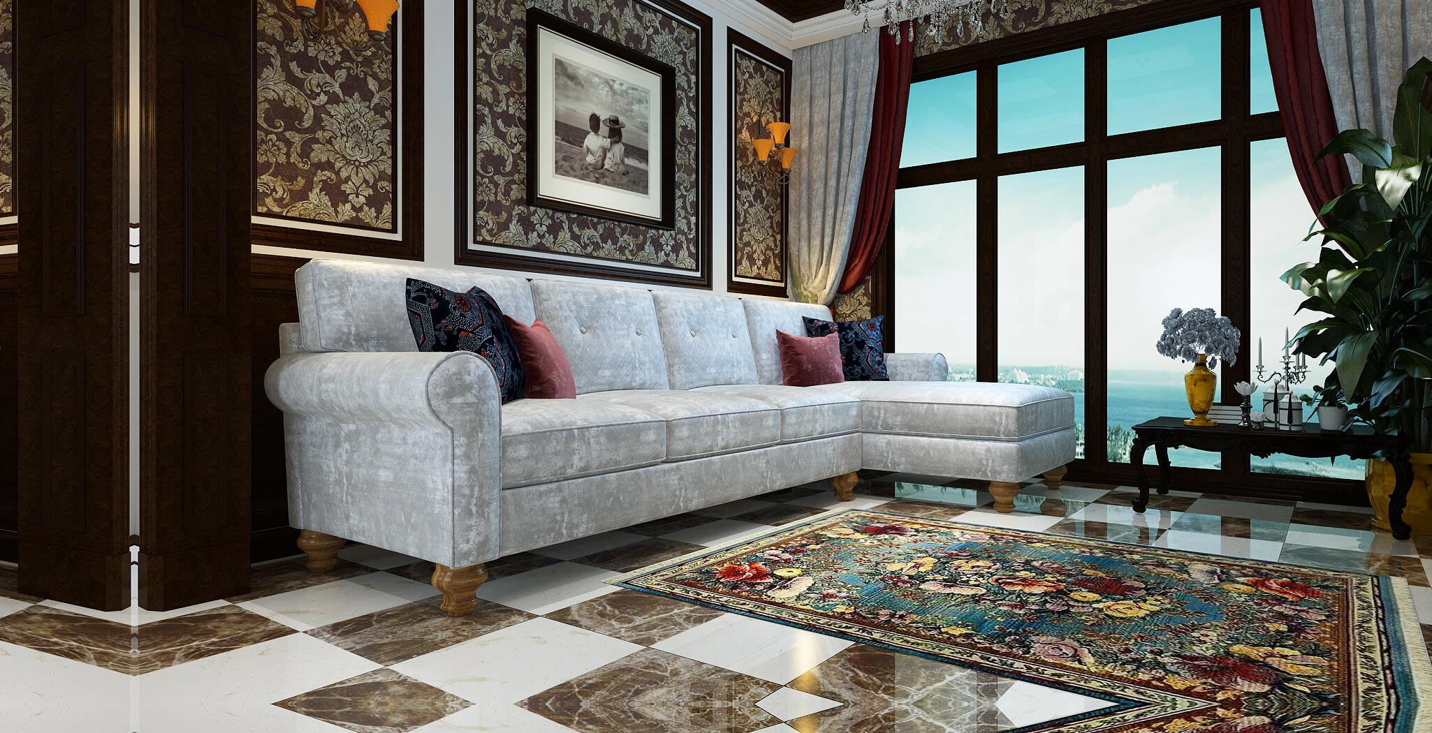 farah panel furniture gallery 4