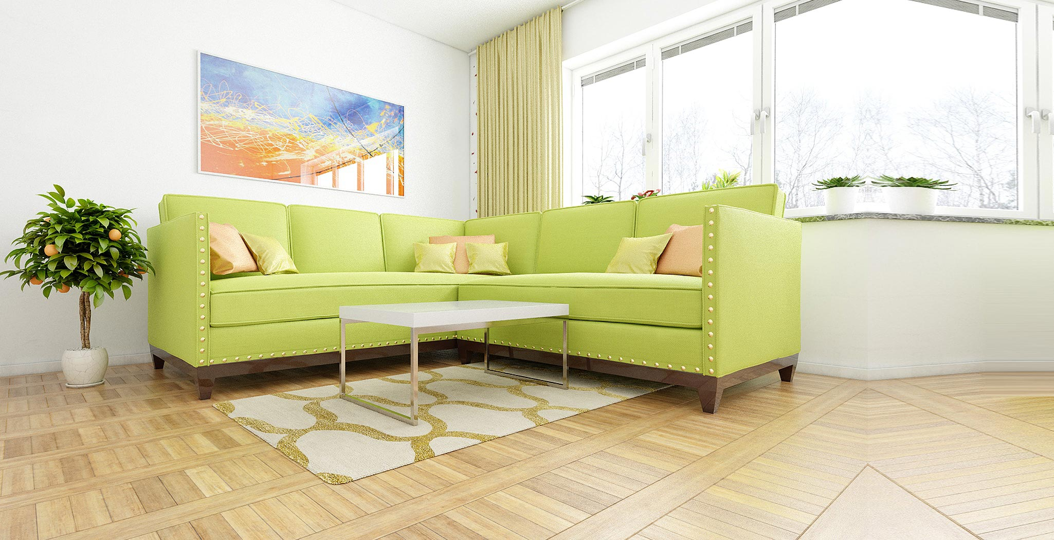 florence sectional furniture gallery 3