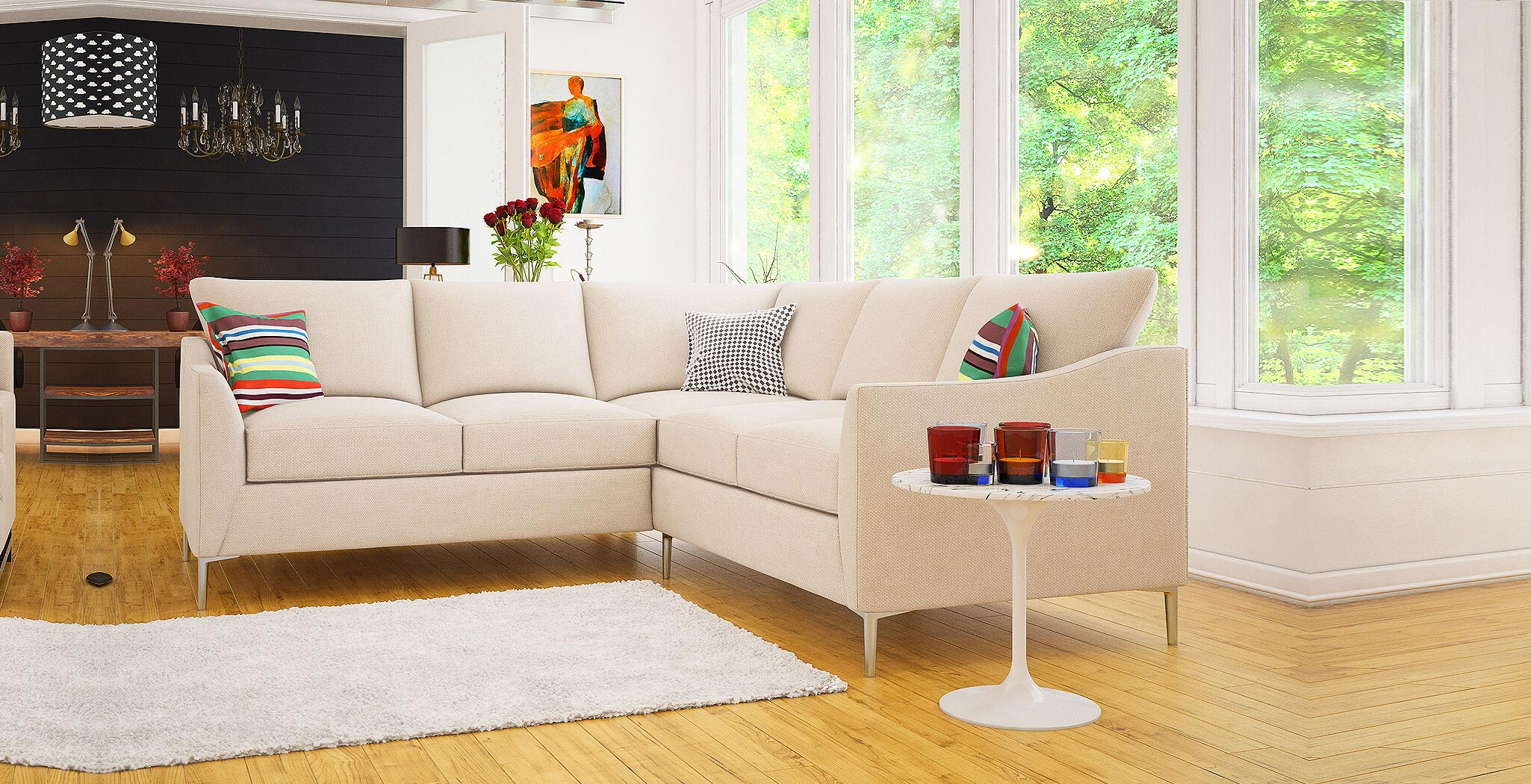 hamburg sectional furniture gallery 1