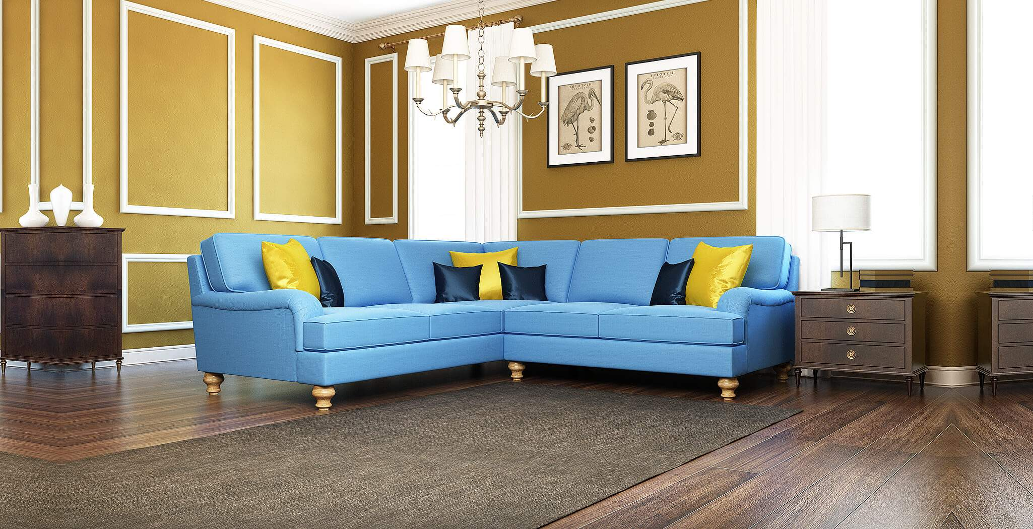hamilton sectional furniture gallery 1