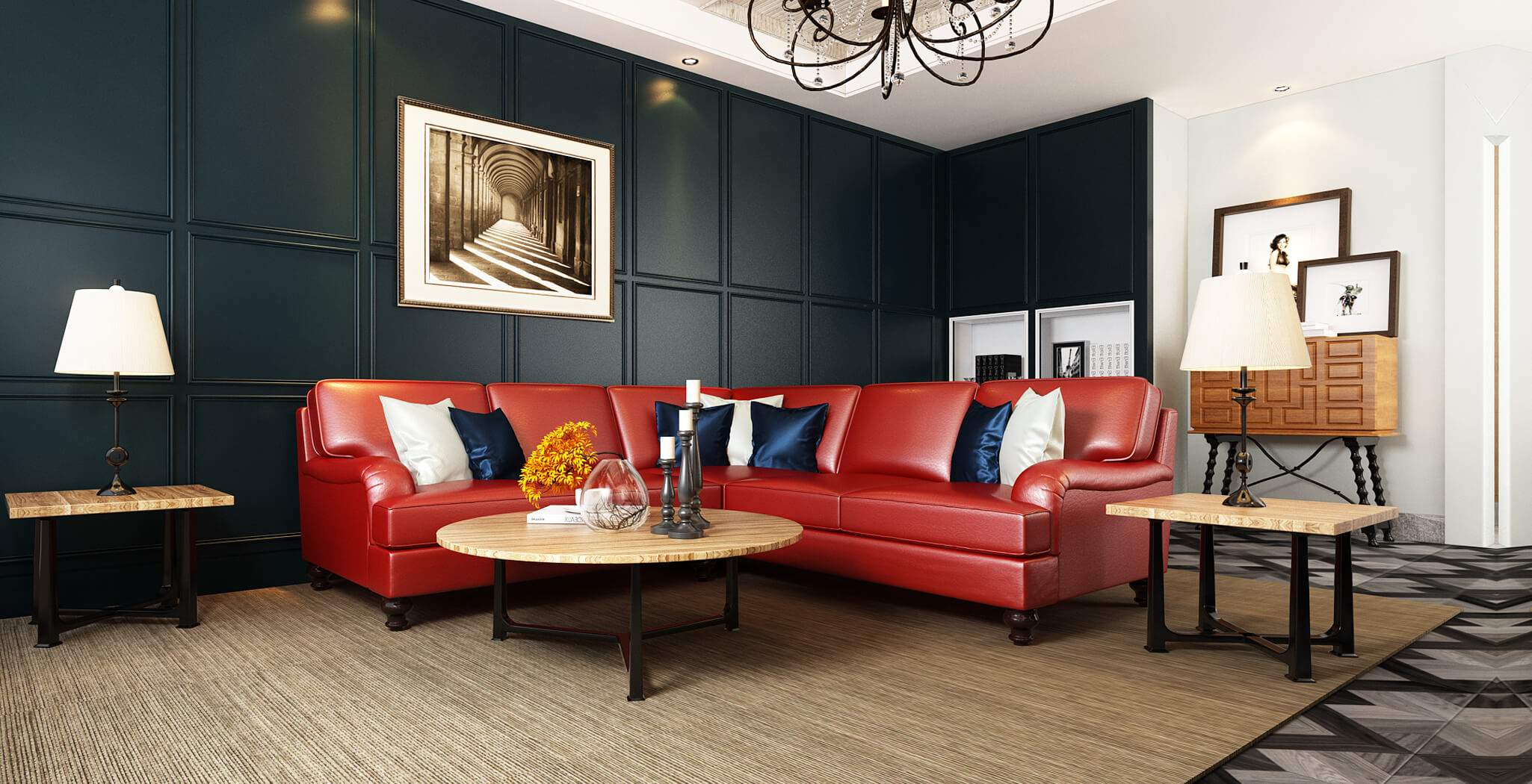 hamilton sectional furniture gallery 2
