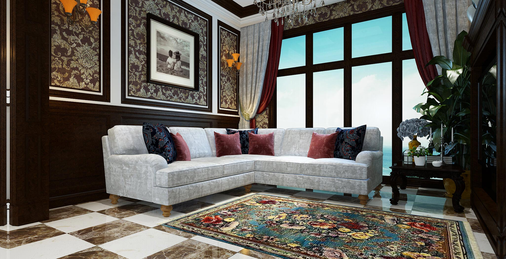 hamilton sectional furniture gallery 4