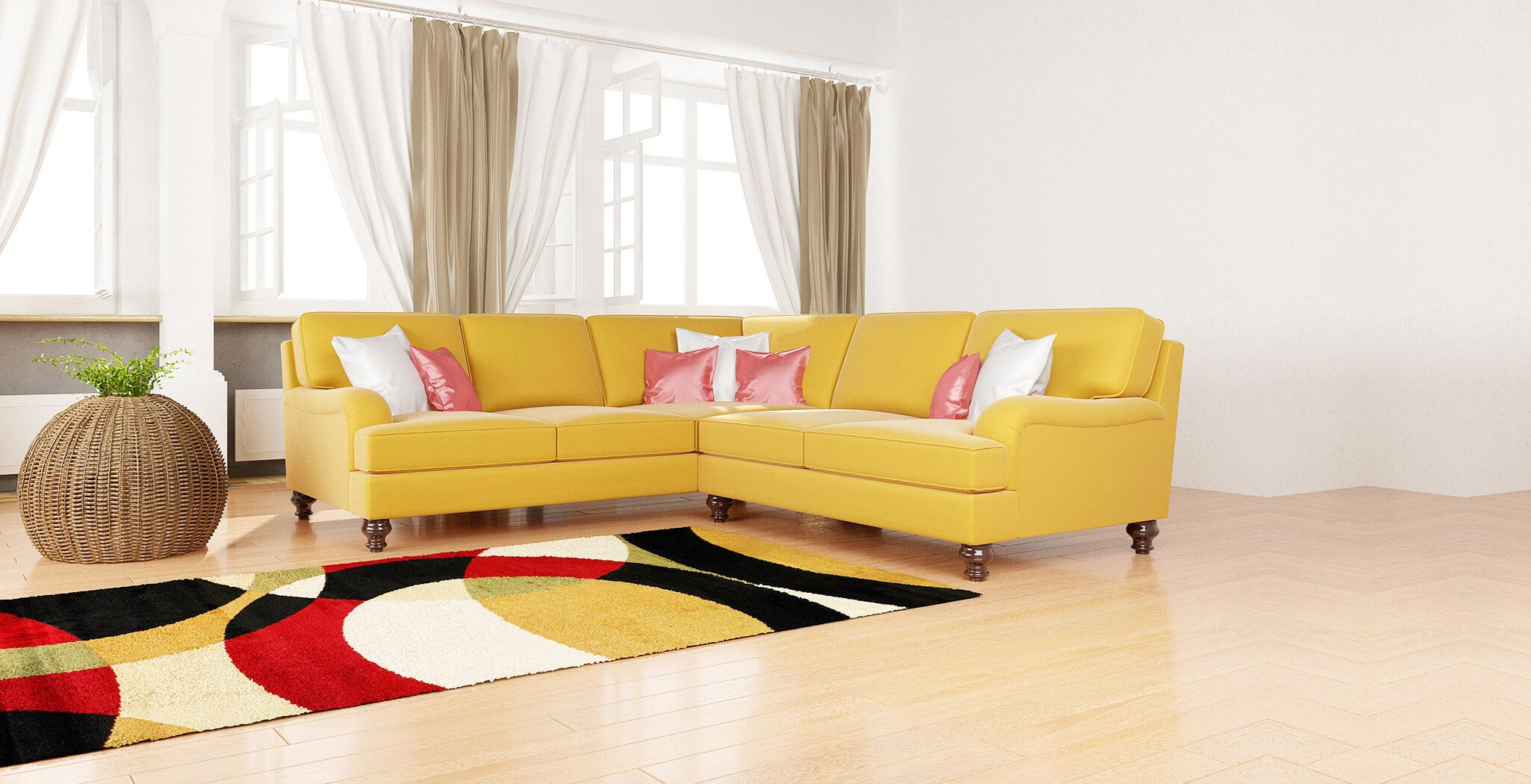 hamilton sectional furniture gallery 5