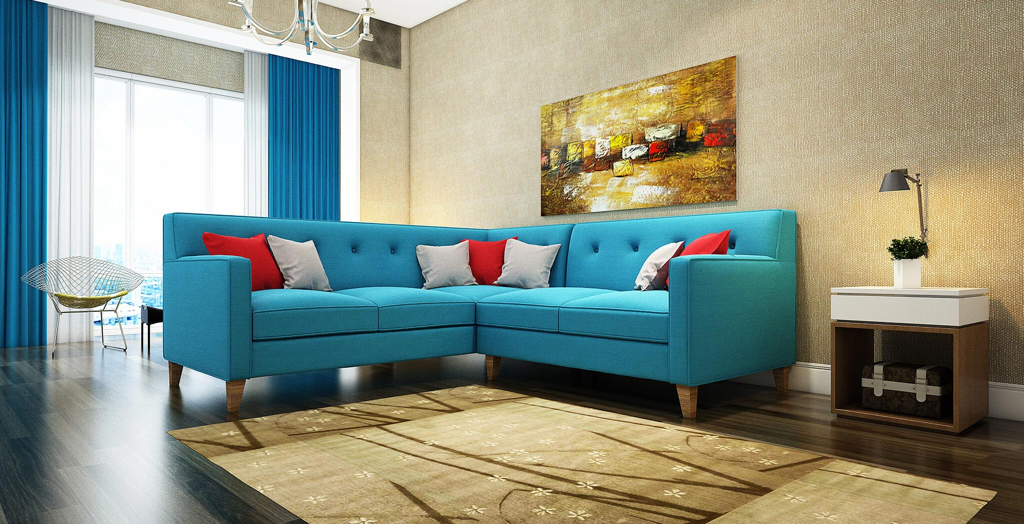 harper sectional furniture gallery 5