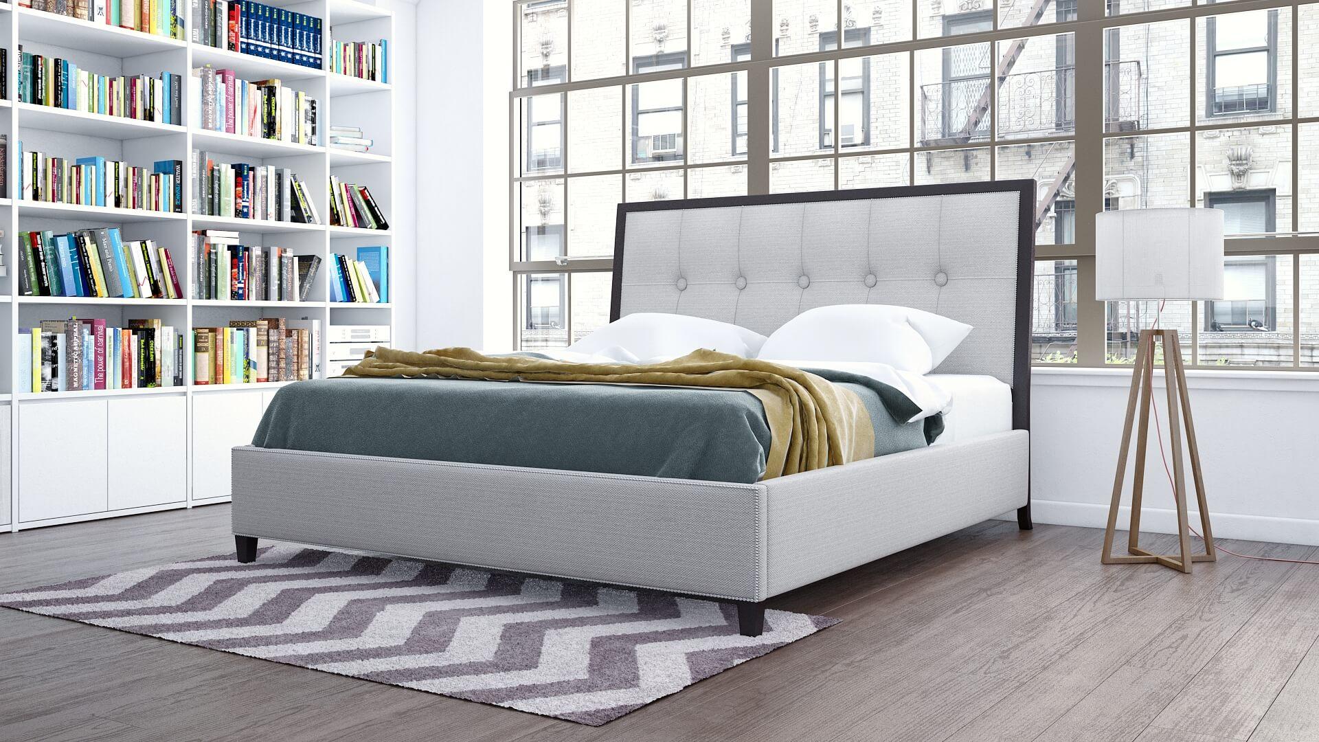 hugo bed furniture gallery 1