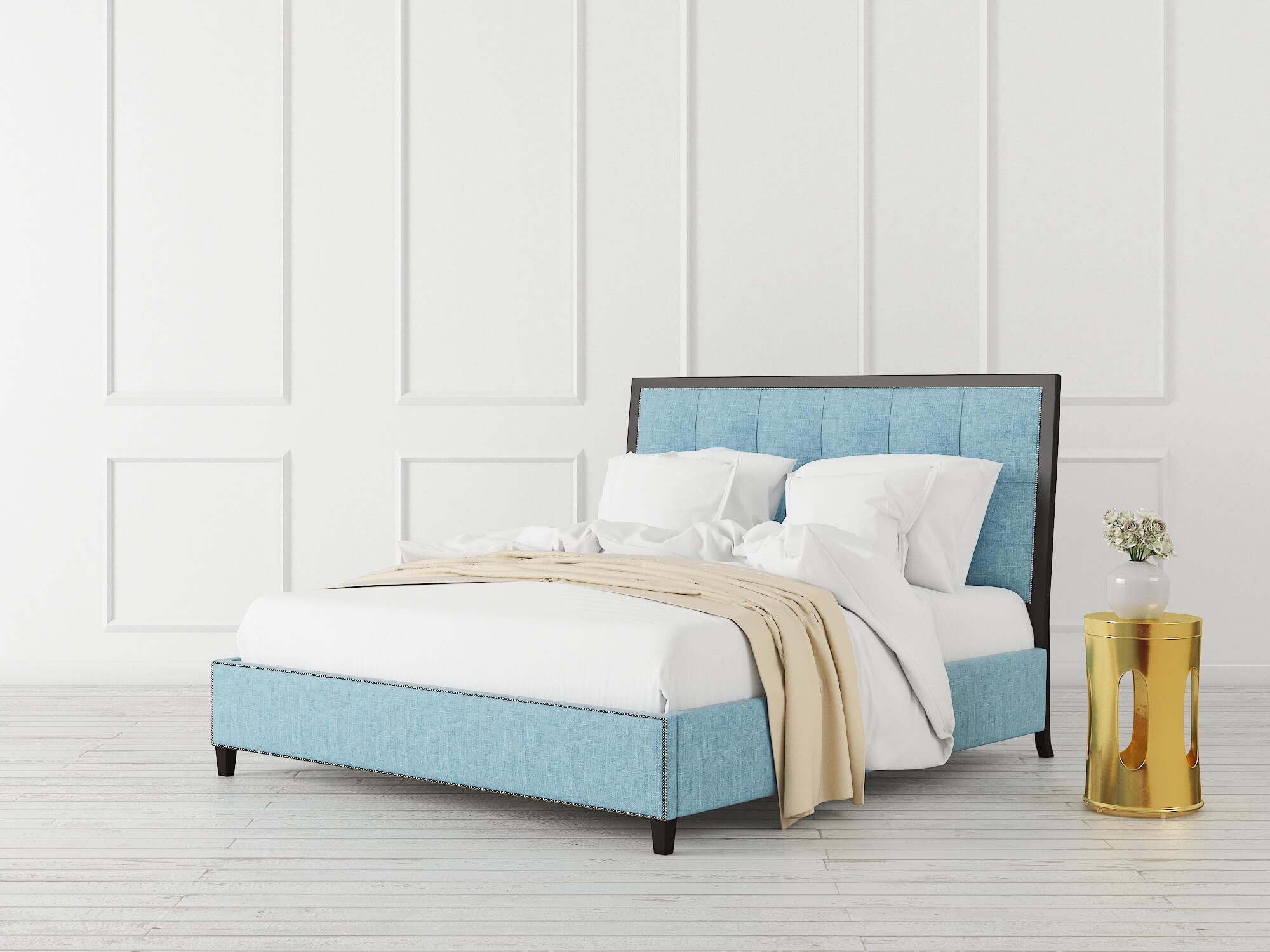 Hugo Bed King Room Background