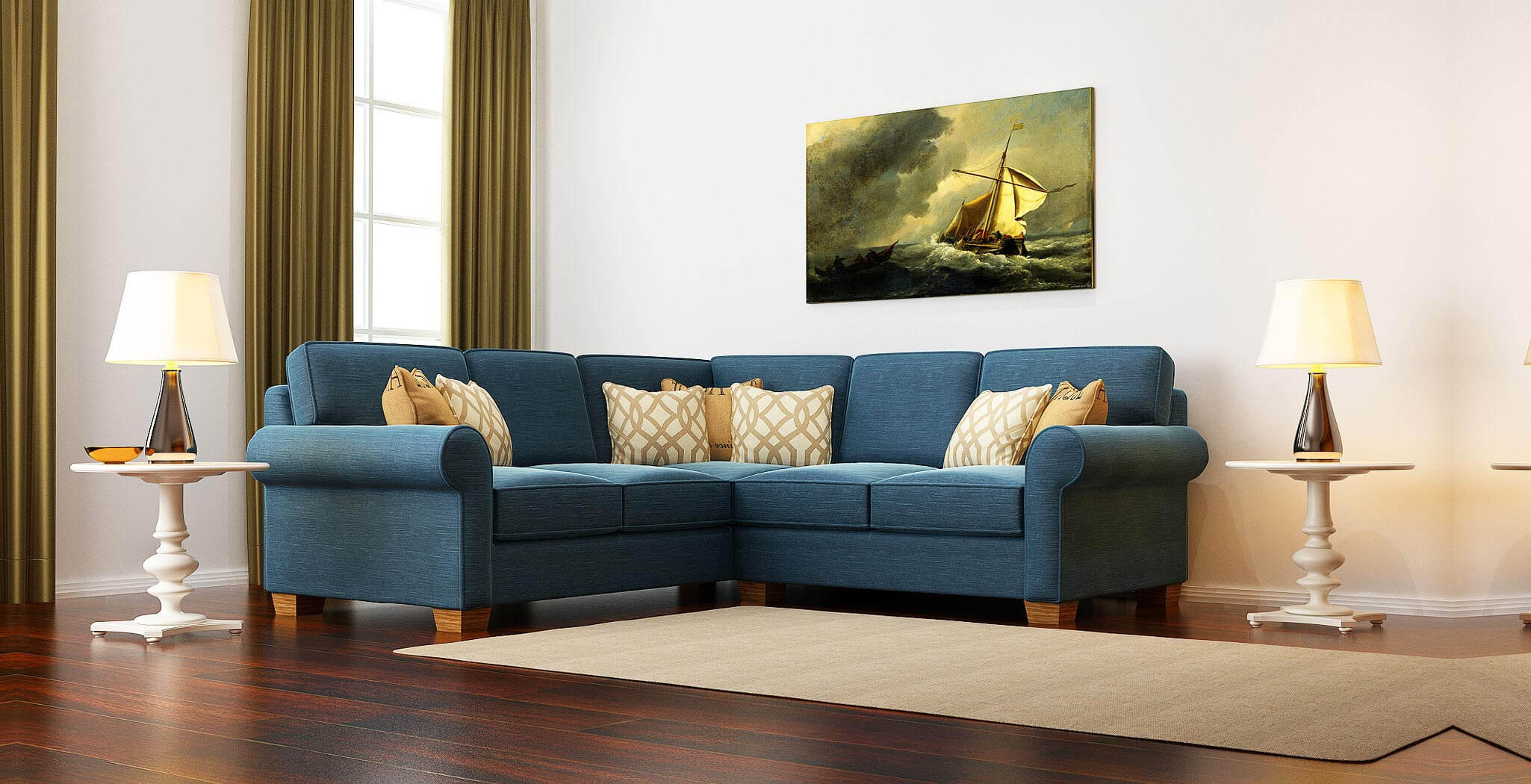 isabel sectional furniture gallery 2