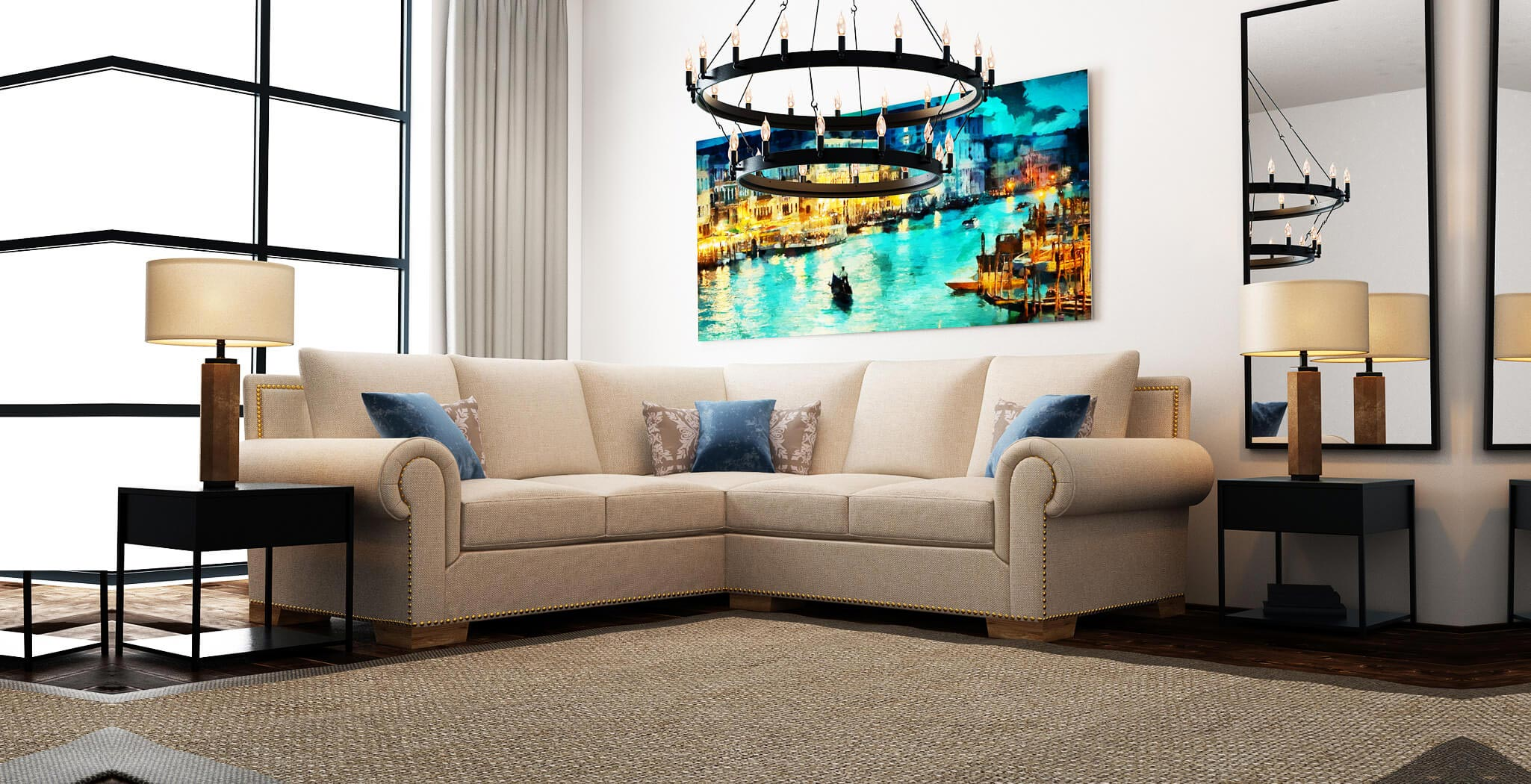 james sectional furniture gallery 1