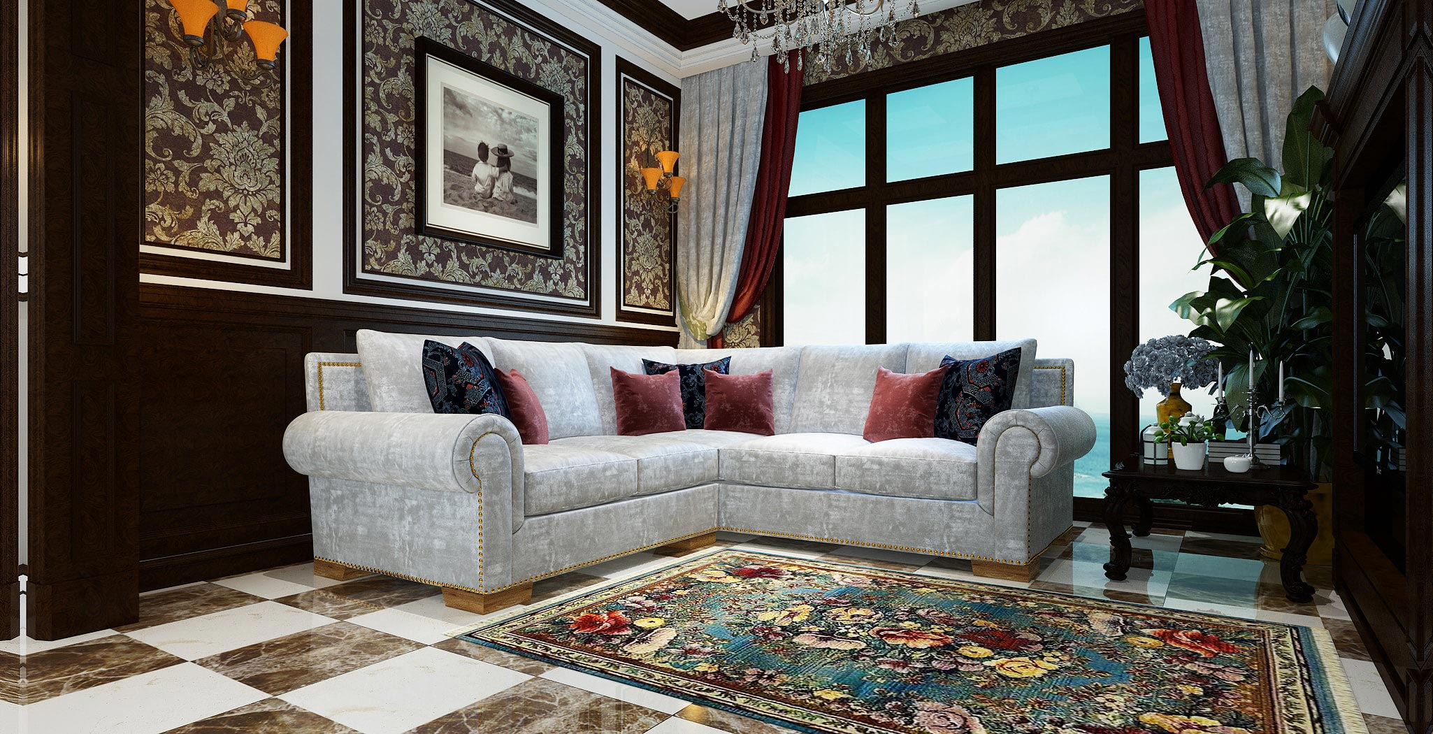 james sectional furniture gallery 4