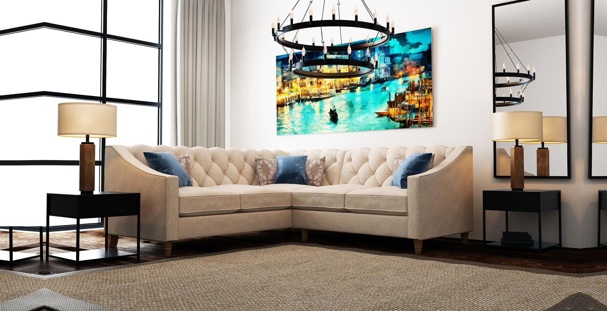 manchester sectional furniture gallery 1