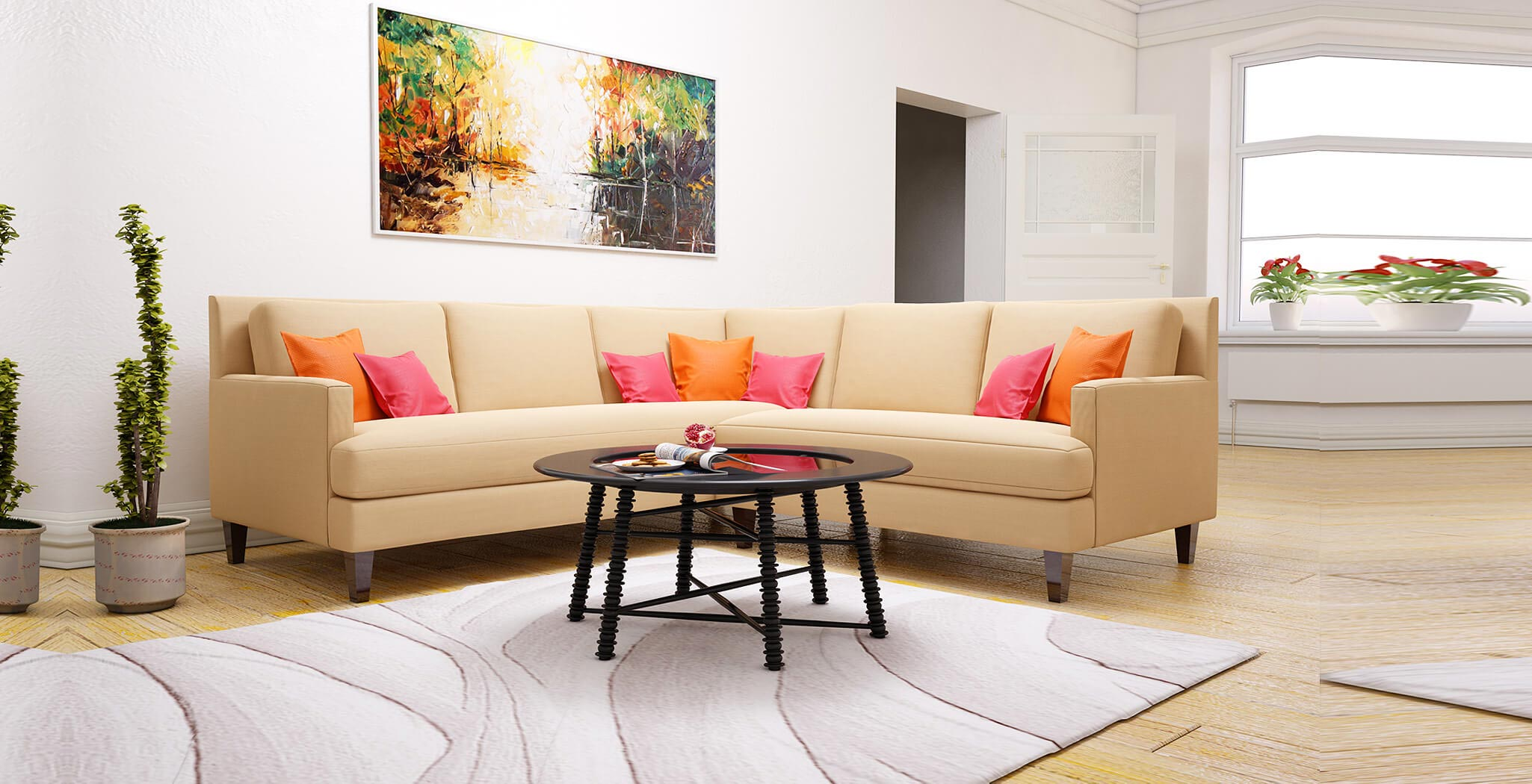 marseille sectional furniture gallery 4