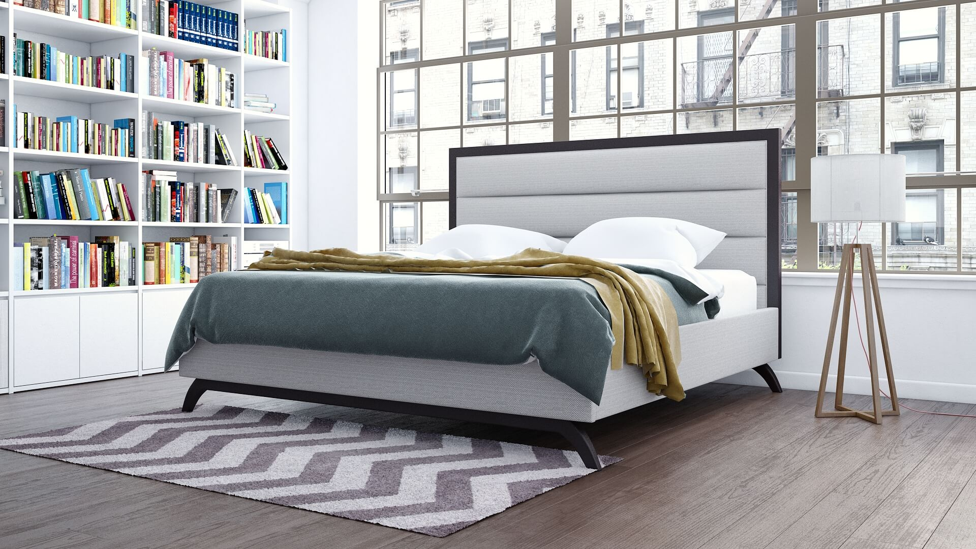 meliano bed furniture gallery 1
