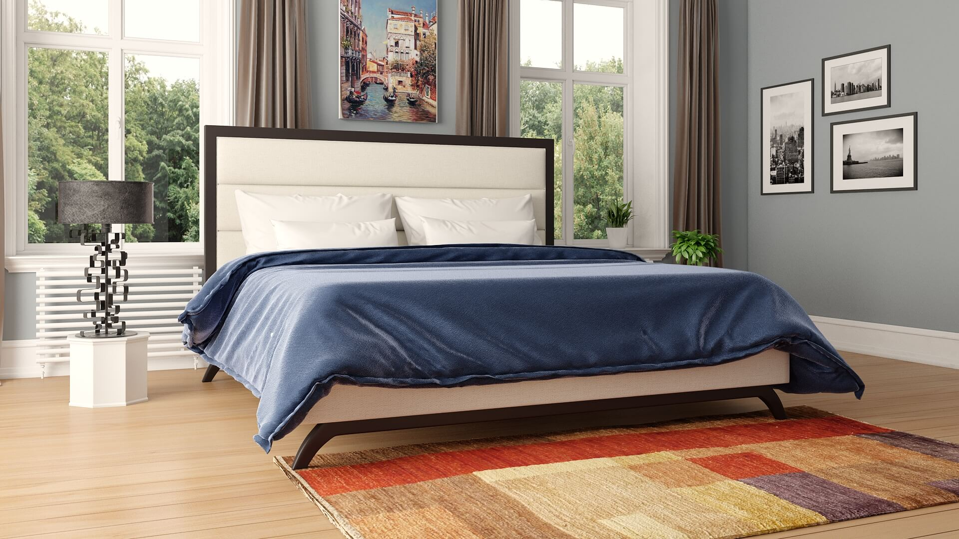 meliano bed furniture gallery 4