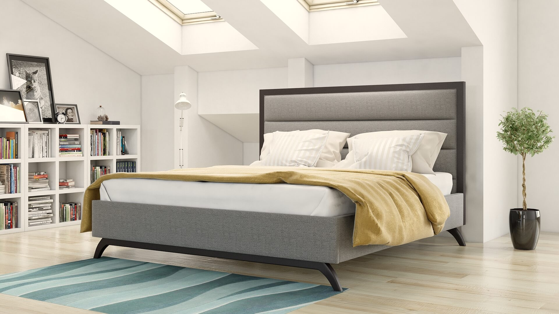 meliano bed furniture gallery 5