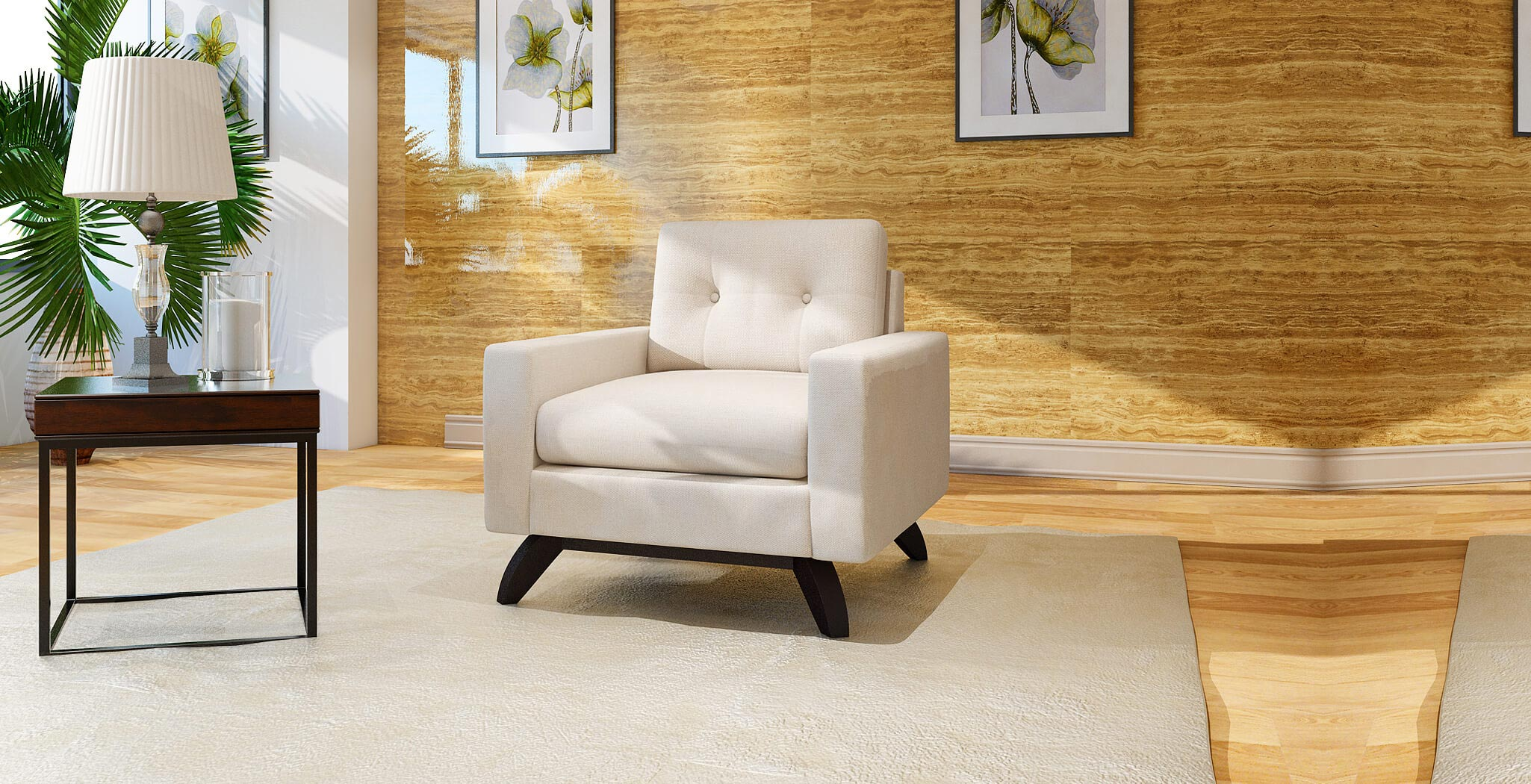 milan chair premium furiture DreamSofa