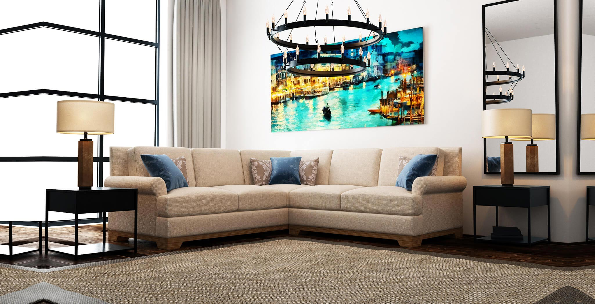 newyork sectional furniture gallery 1