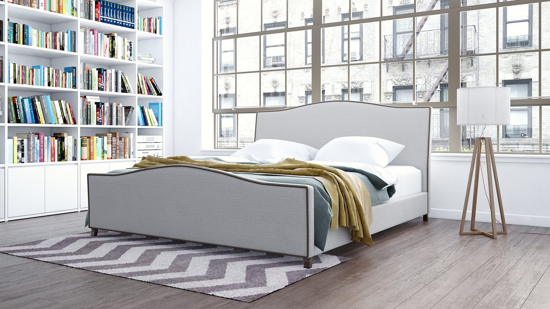 prato bed furniture gallery 1