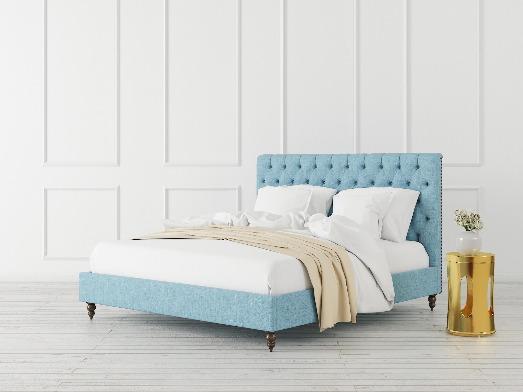 Remy Bed King Room Background