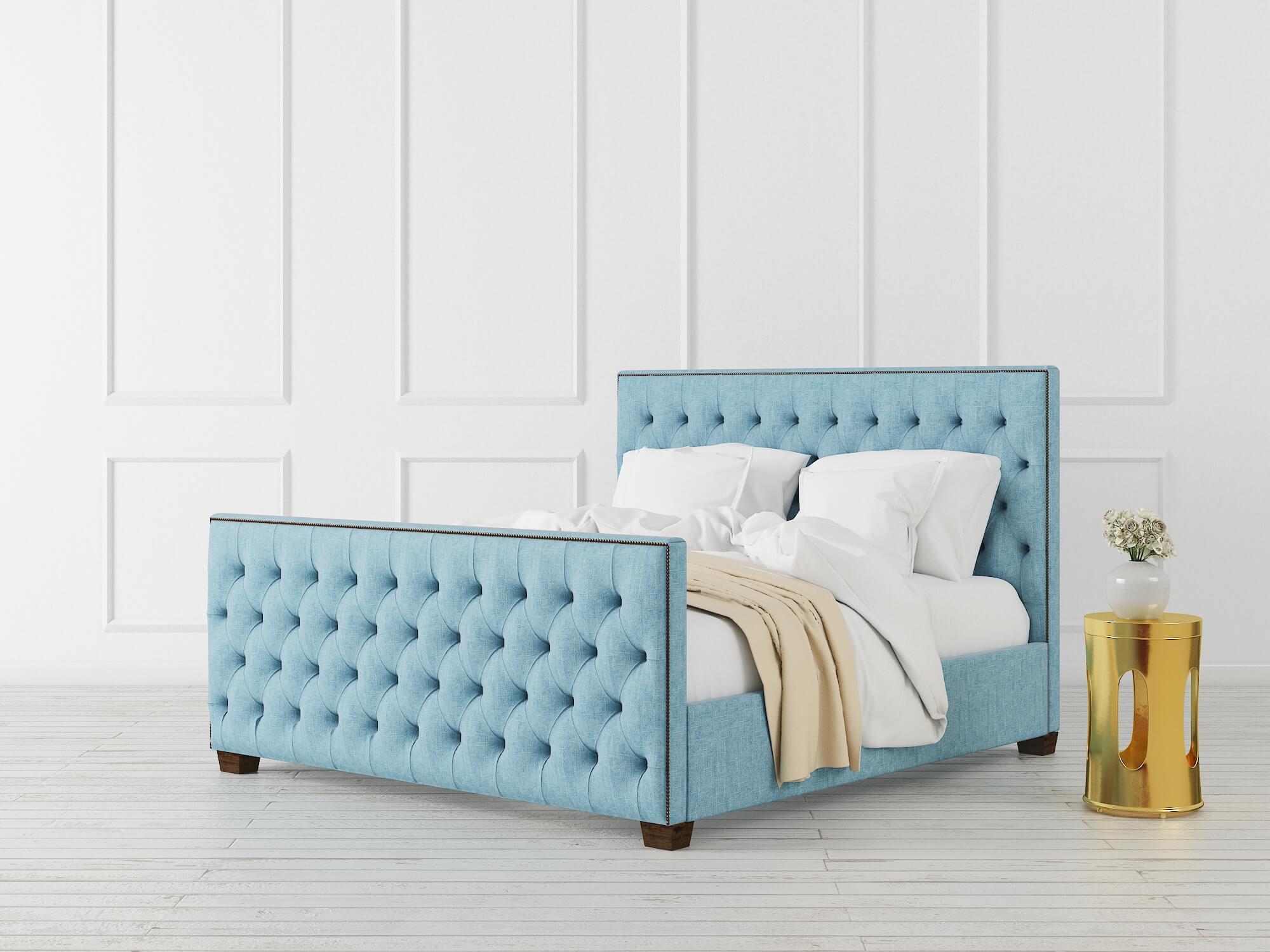 Rimini Bed King Room Background