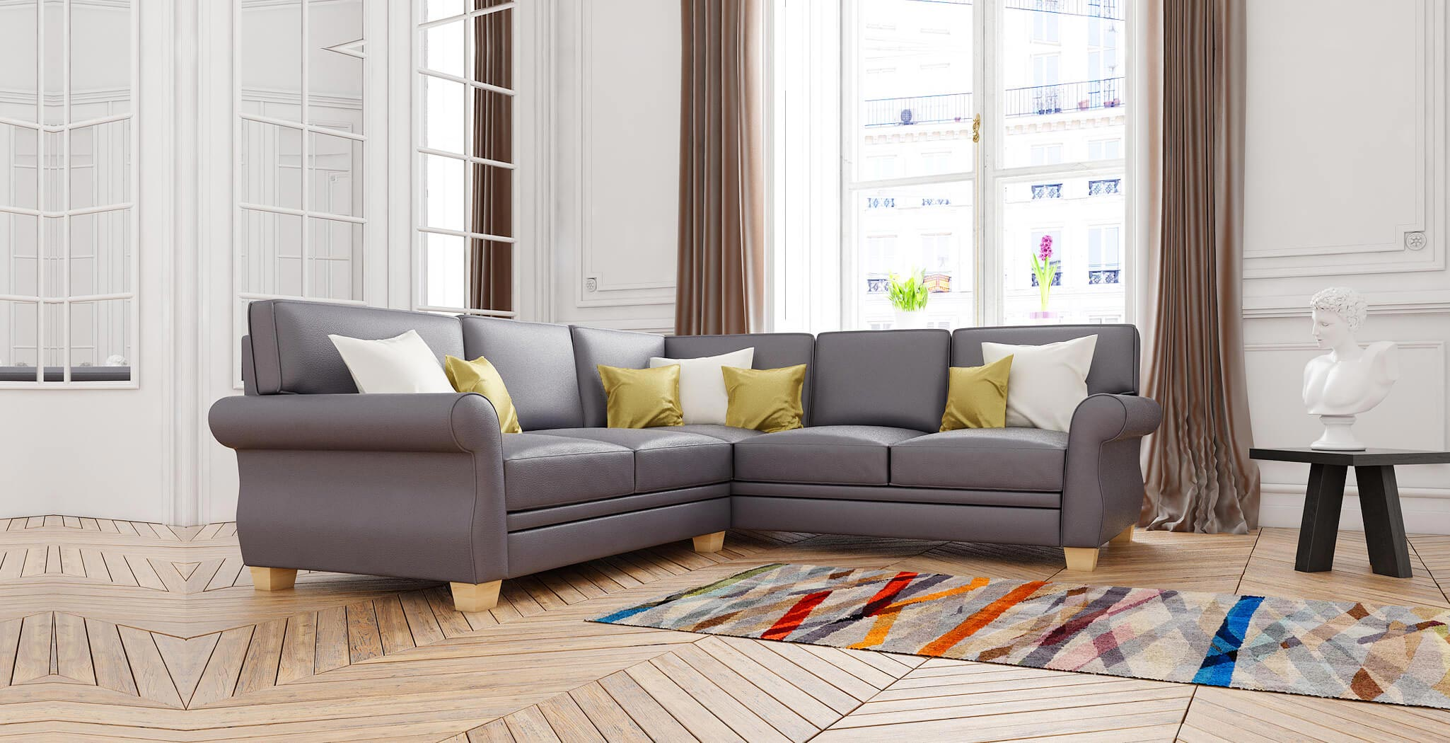 rome sectional furniture gallery 3