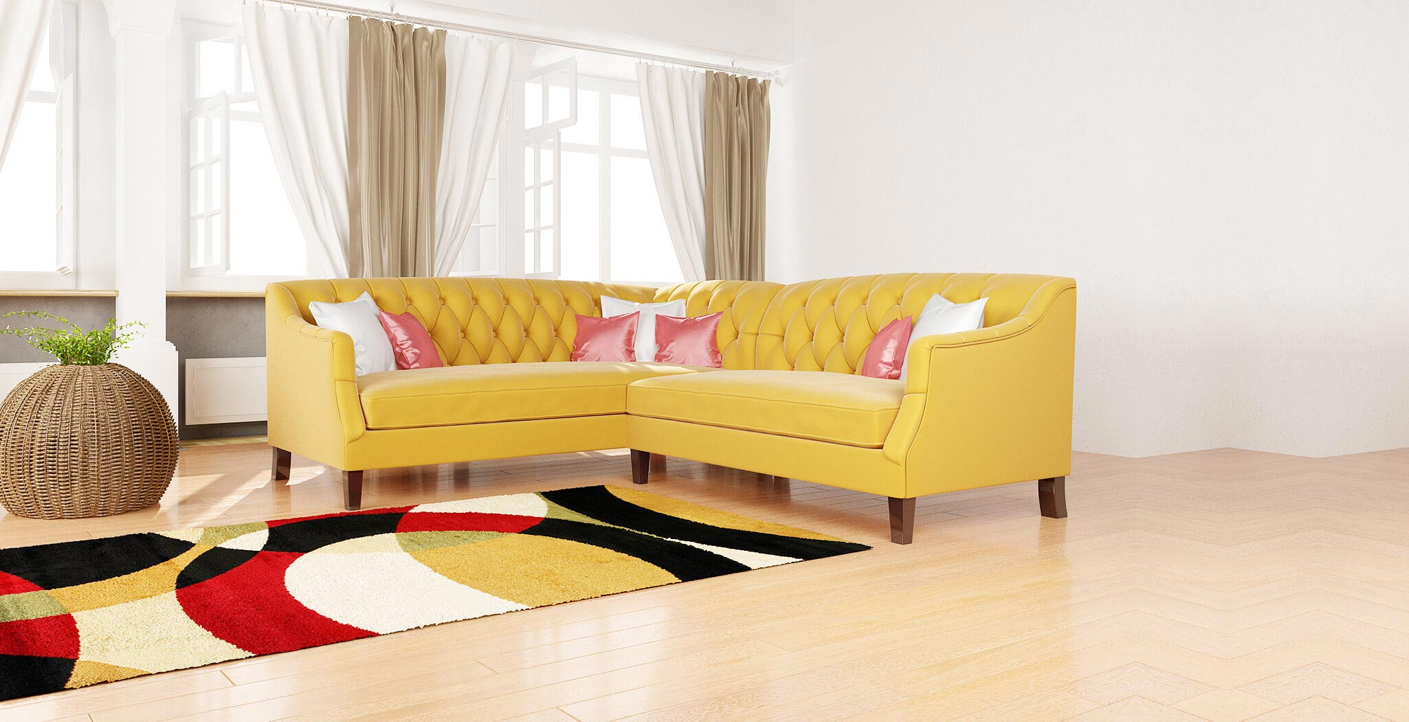shiraz sectional furniture gallery 5