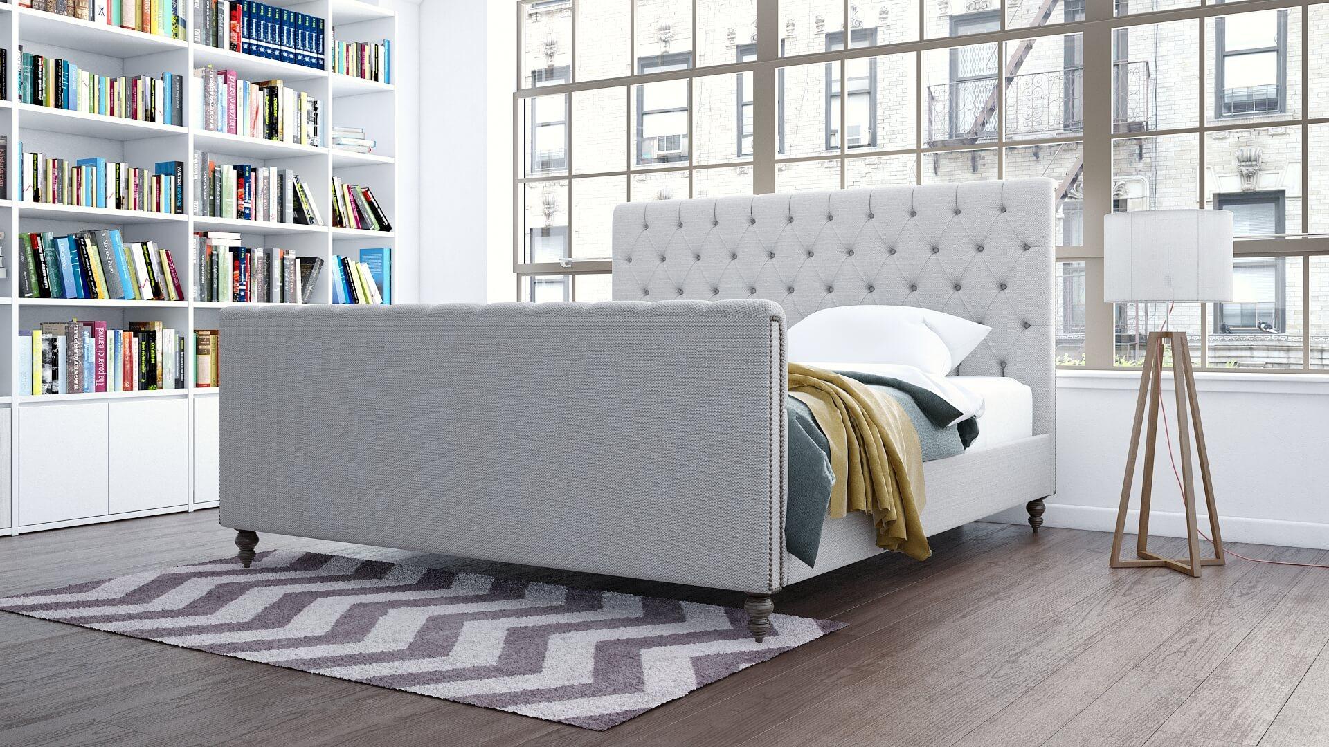 sophia bed furniture gallery 1