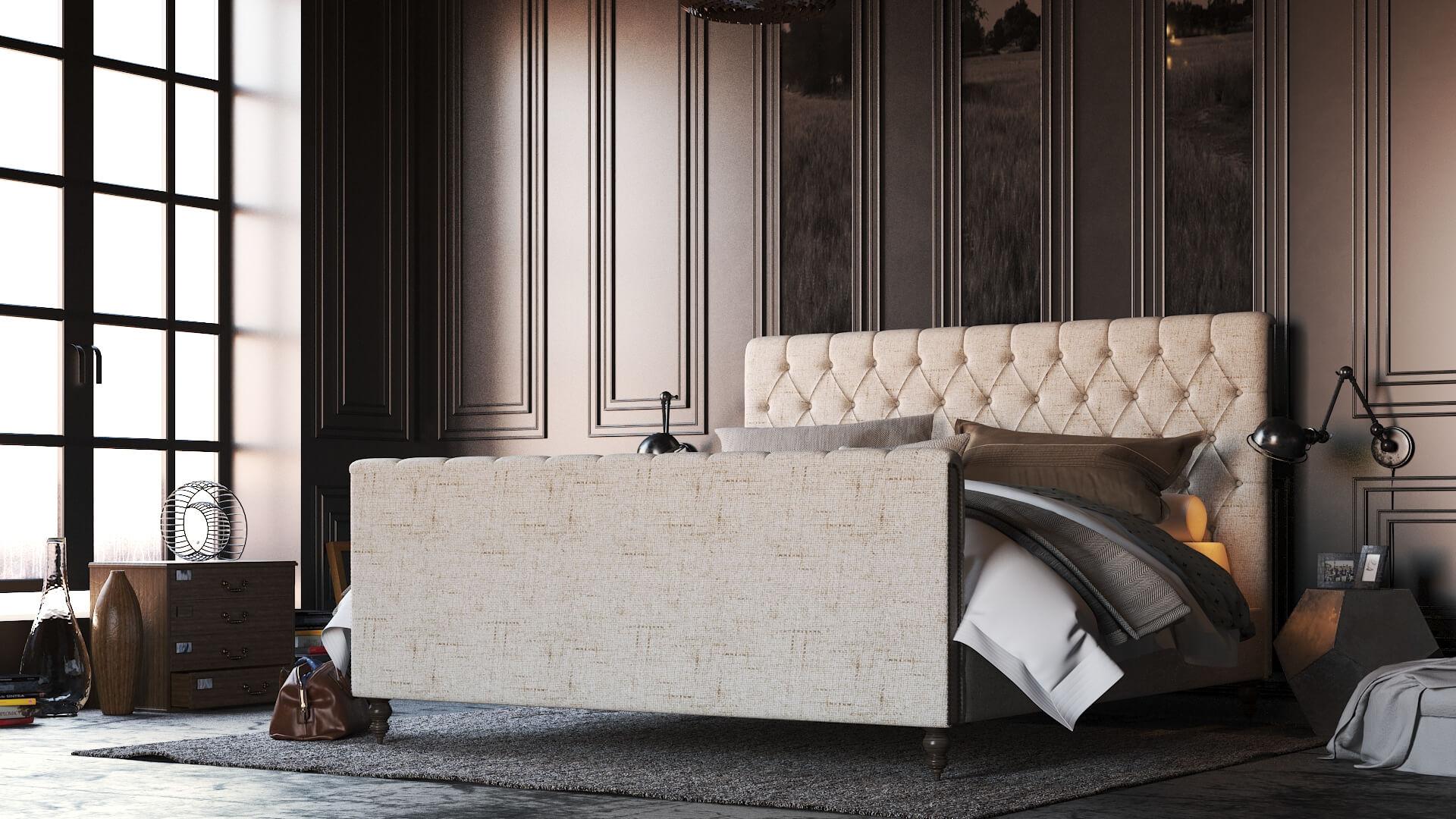 sophia bed furniture gallery 2