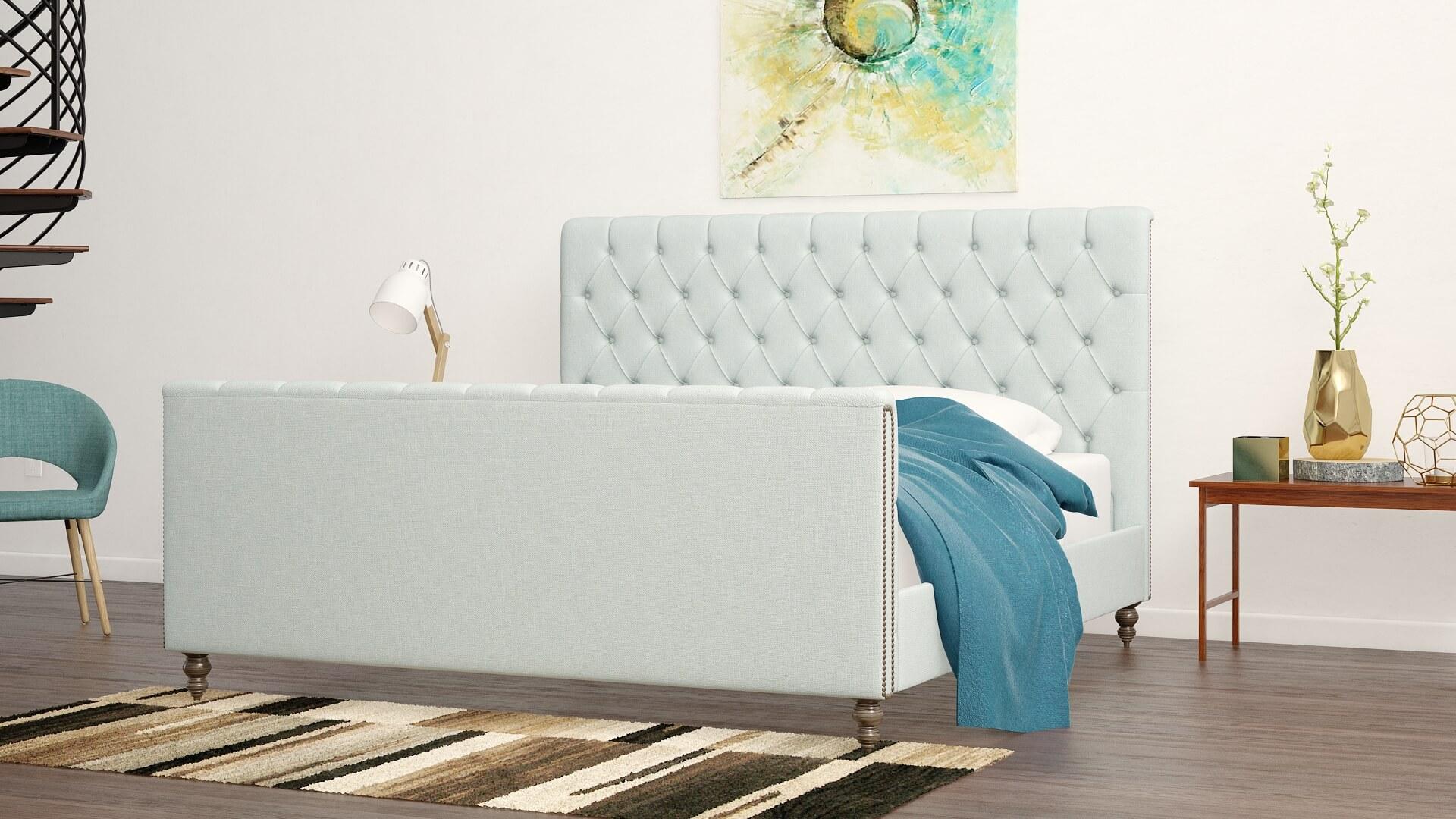 sophia bed furniture gallery 5