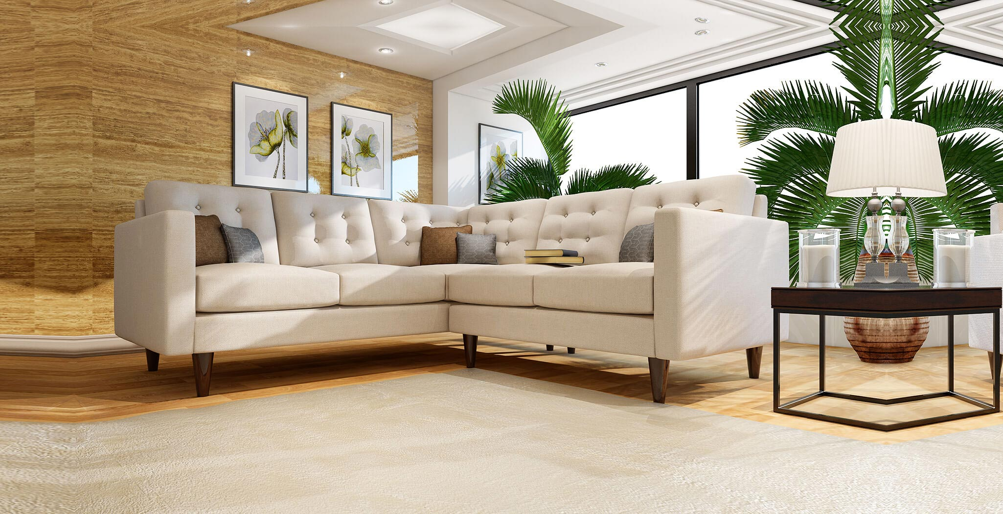 turin sectional furniture gallery 1
